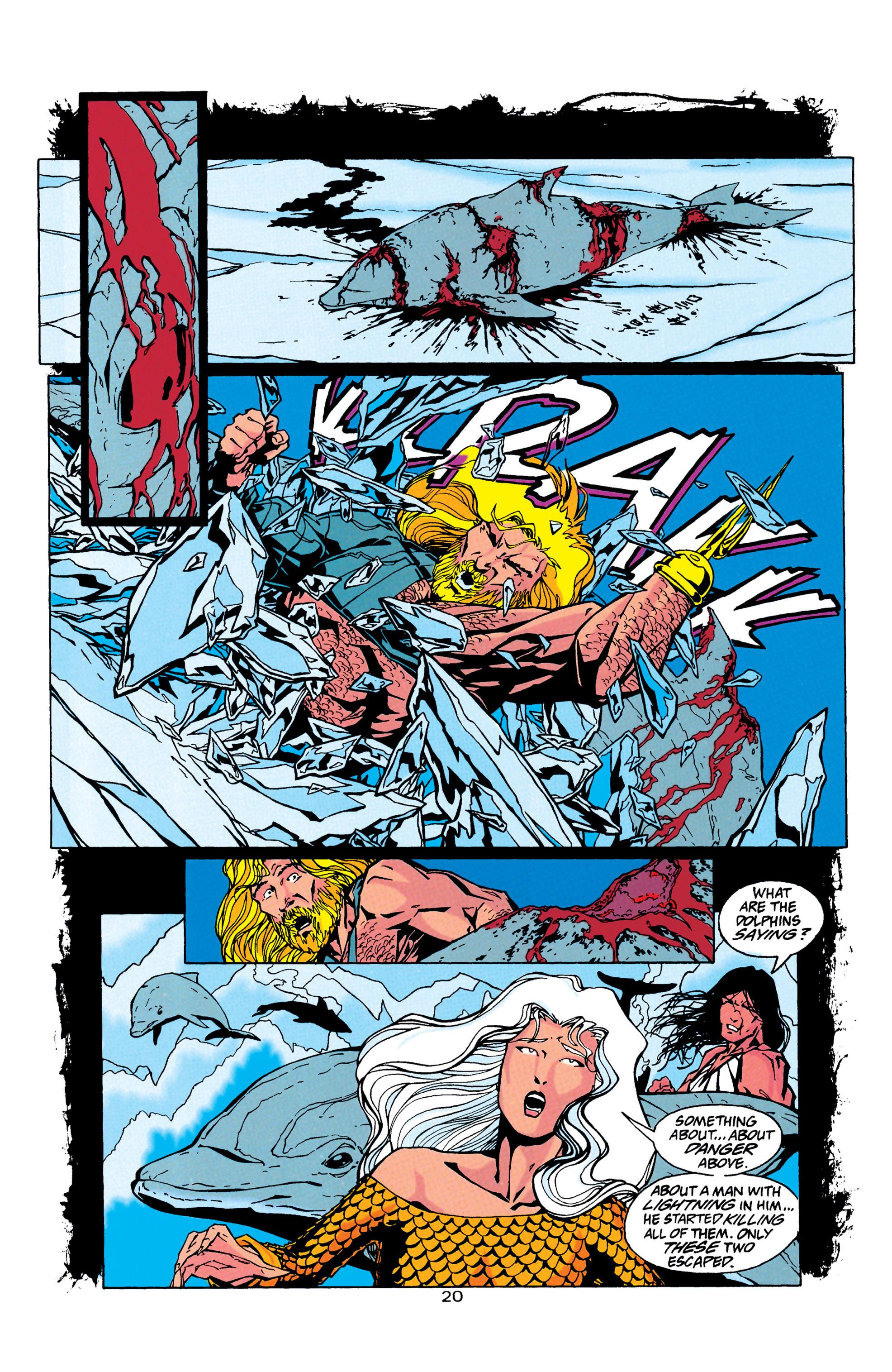 Read online Aquaman (1994) comic -  Issue #26 - 21
