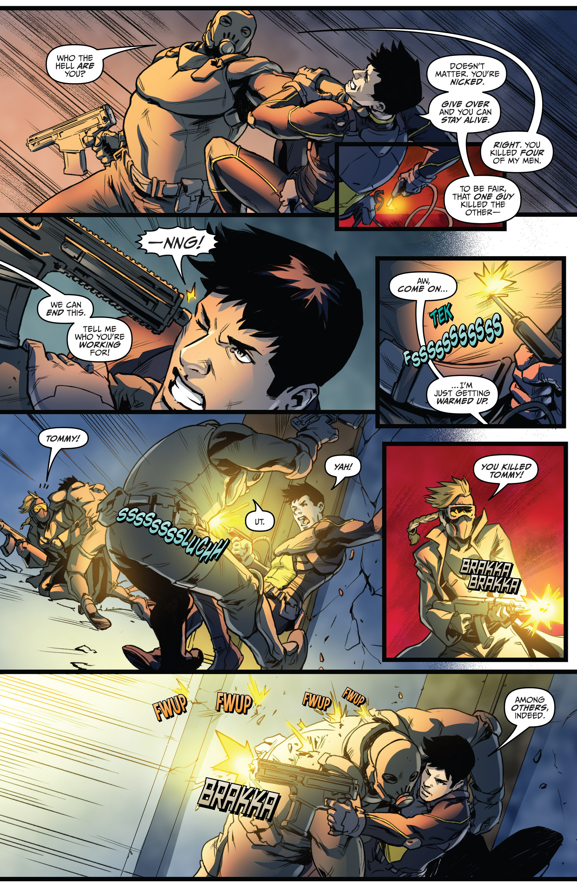 Read online Action Man comic -  Issue #2 - 9
