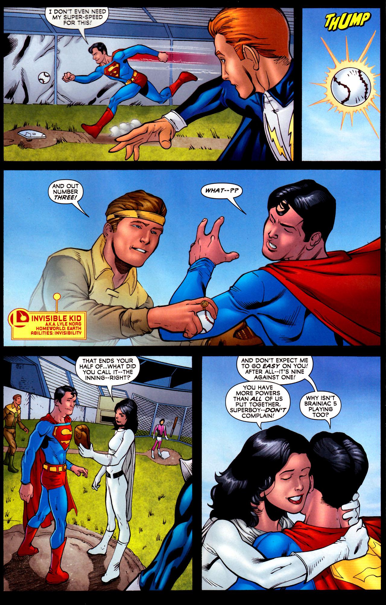 Read online Adventure Comics (2009) comic -  Issue #12 - 20