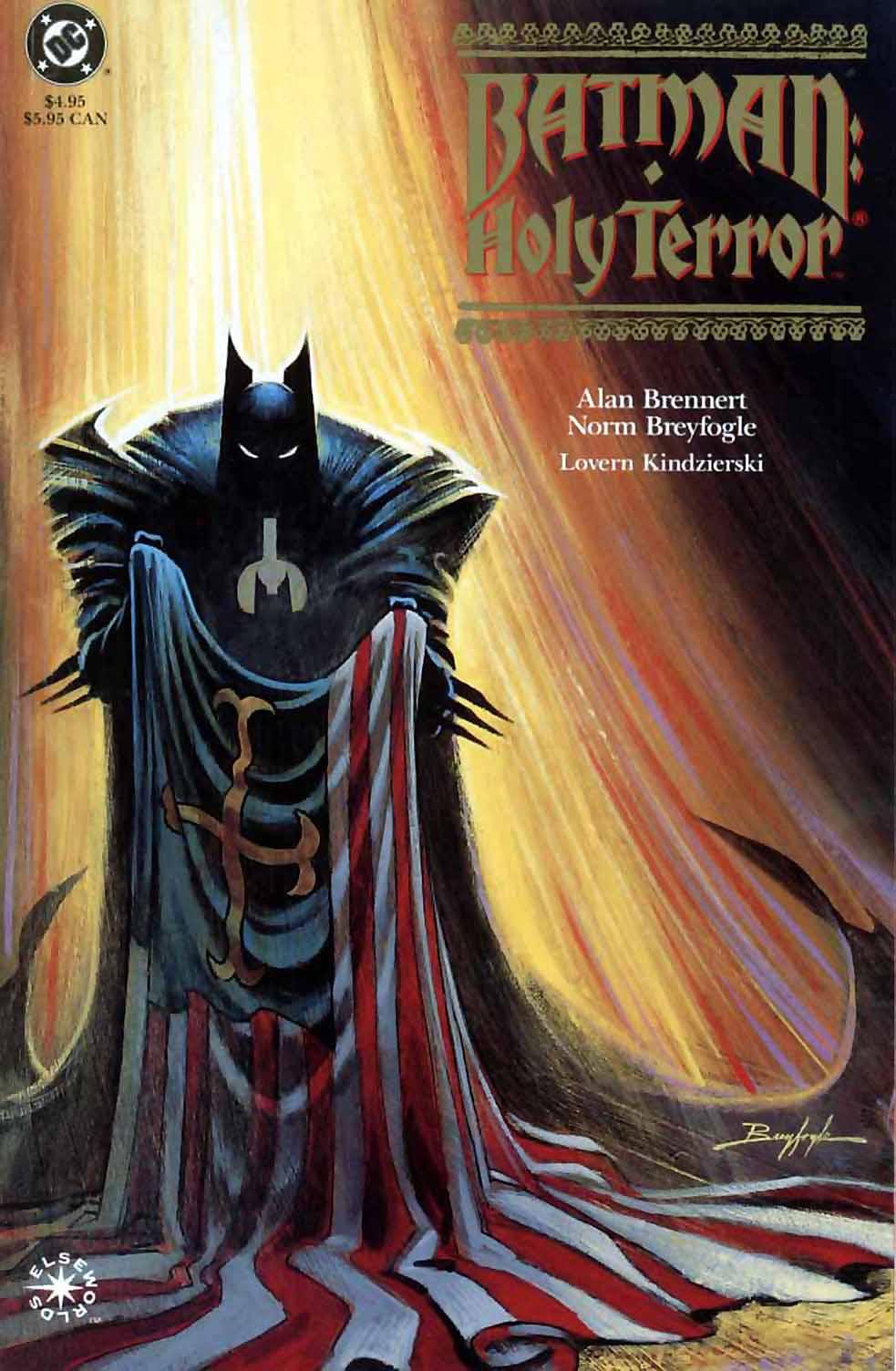 Read online Batman: Holy Terror comic -  Issue # Full - 1