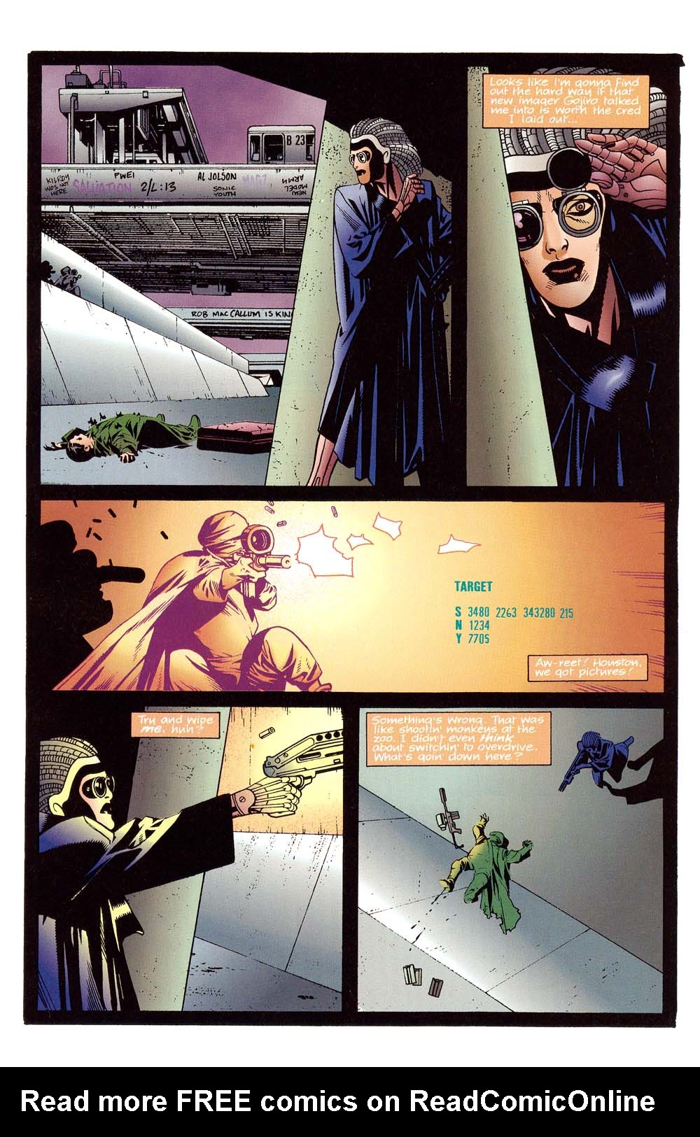 Read online 2099 Unlimited comic -  Issue #10 - 26