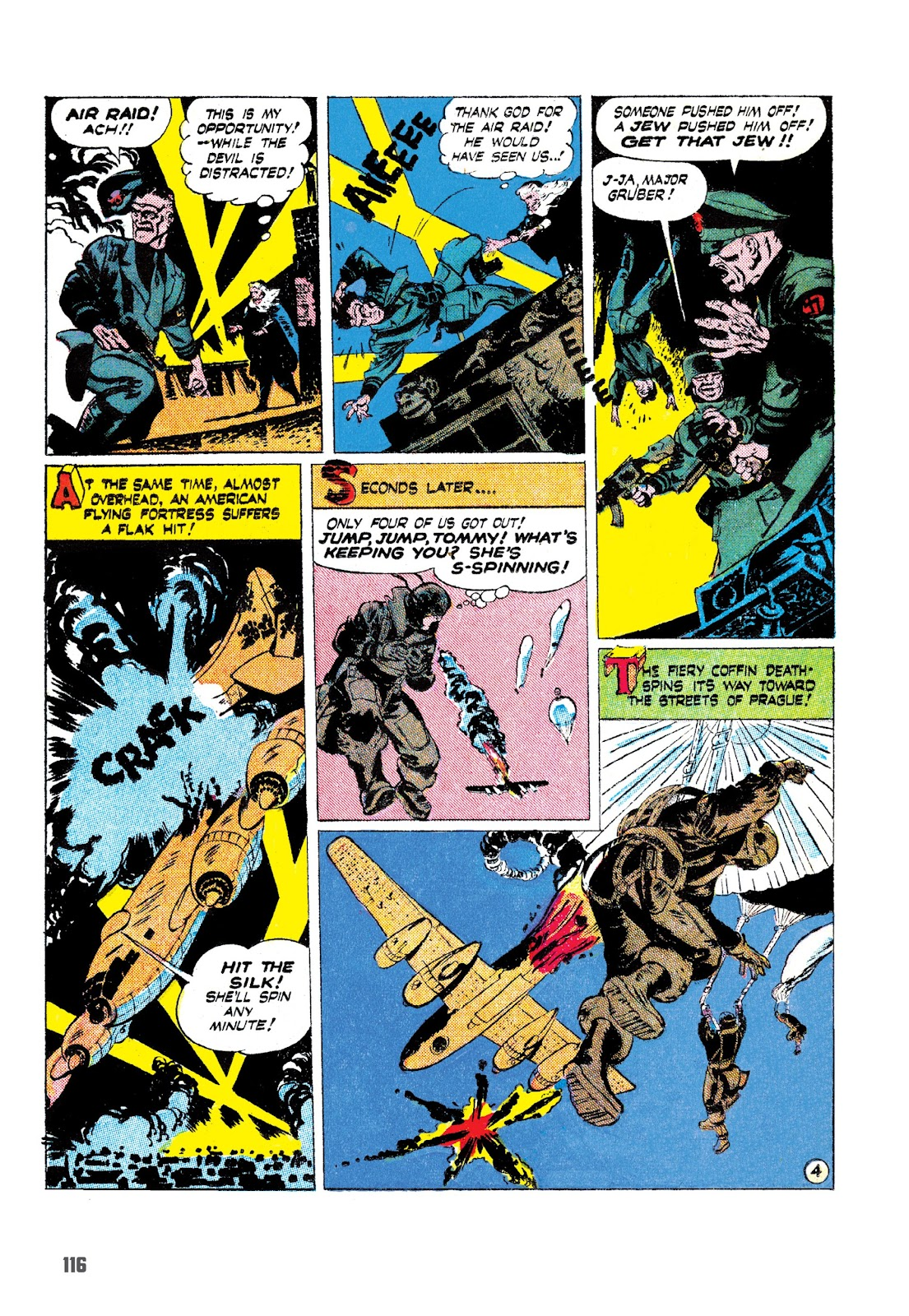 Read online The Joe Kubert Archives comic -  Issue # TPB (Part 2) - 27