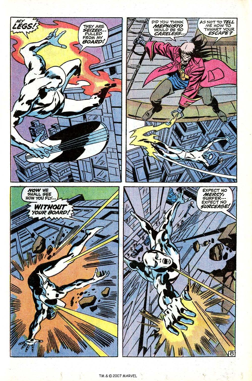 Silver Surfer (1968) Issue #9 #9 - English 13