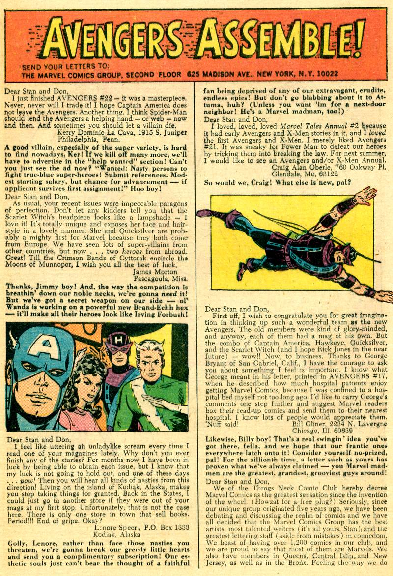 The Avengers (1963) 26 Page 31