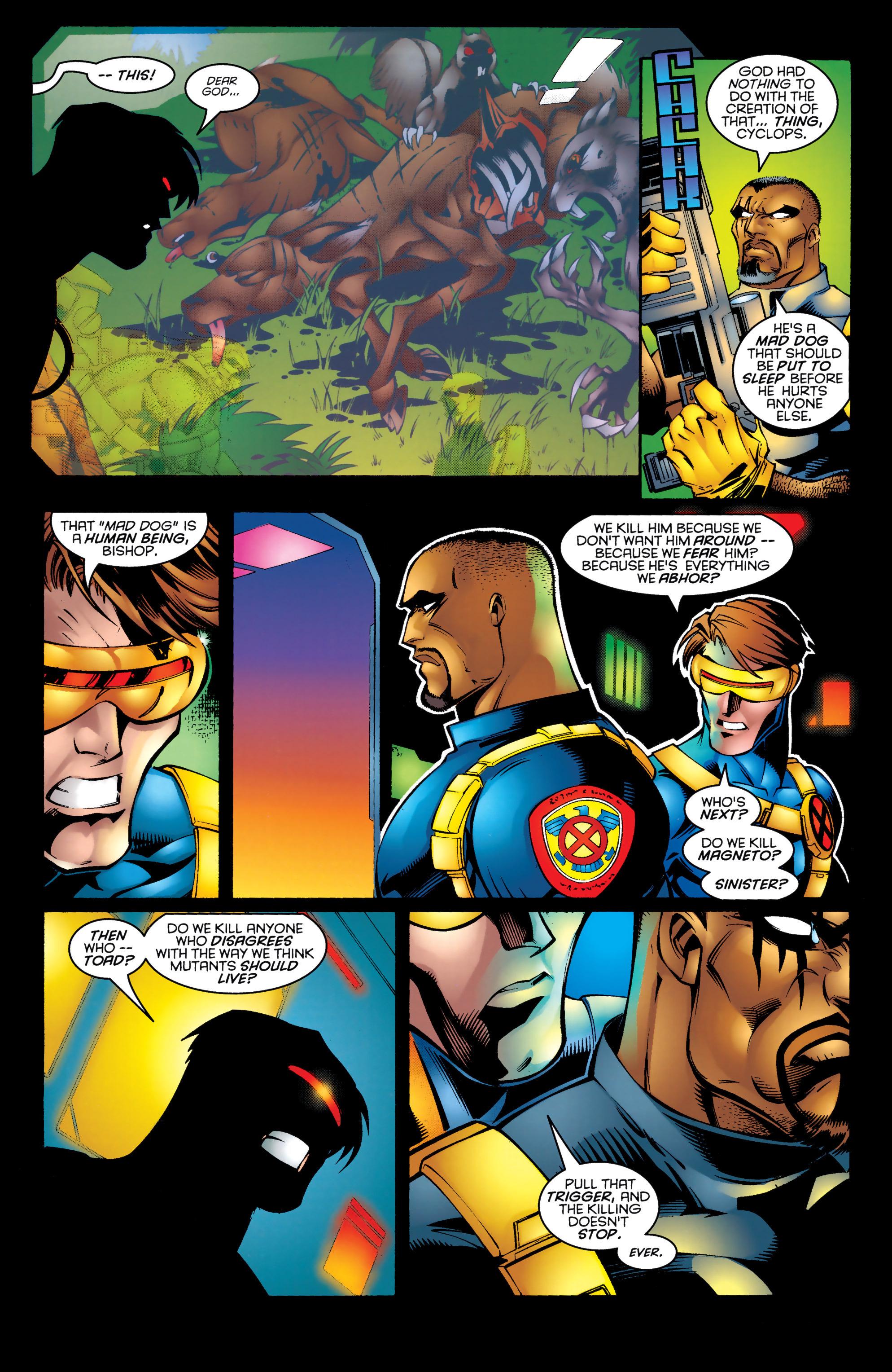 Read online Uncanny X-Men (1963) comic -  Issue #328 - 5