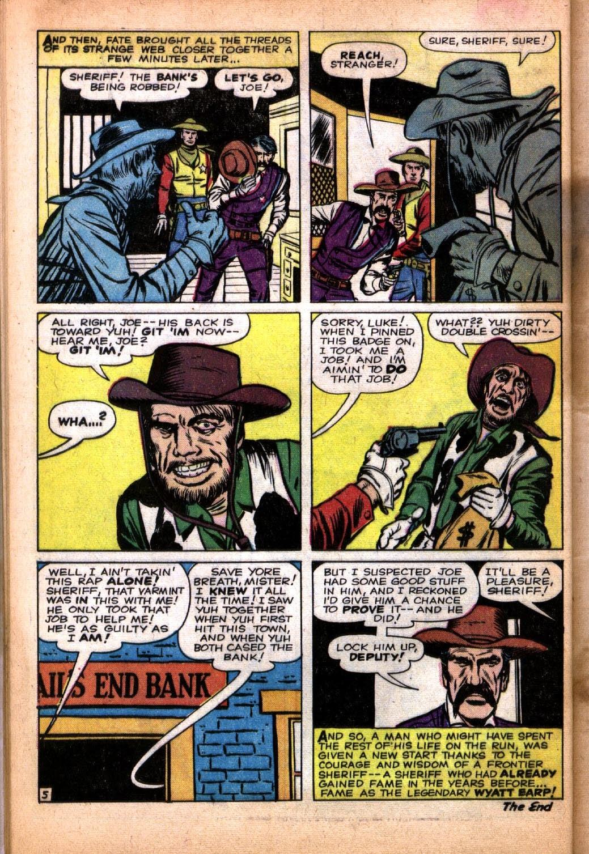Gunsmoke Western issue 64 - Page 32