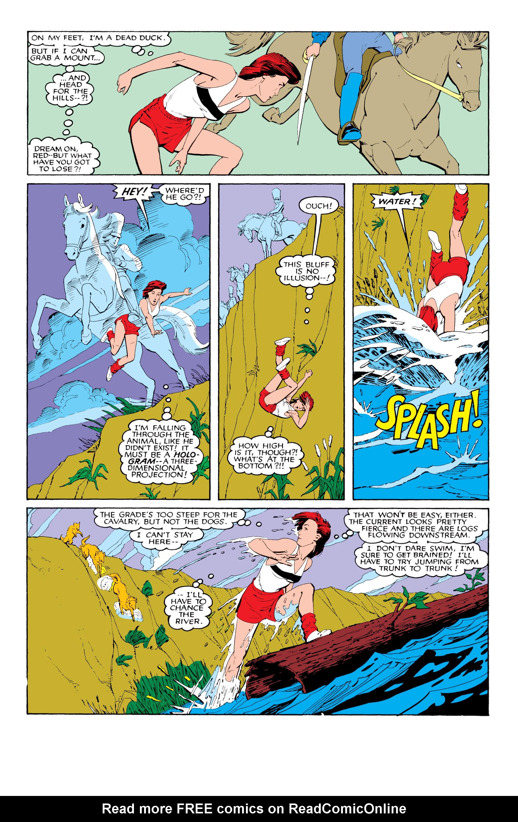 Read online Uncanny X-Men (1963) comic -  Issue #204 - 13
