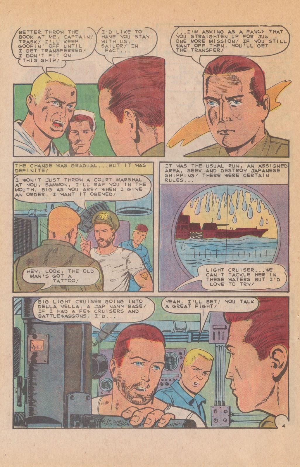 Read online Fightin' Navy comic -  Issue #132 - 6