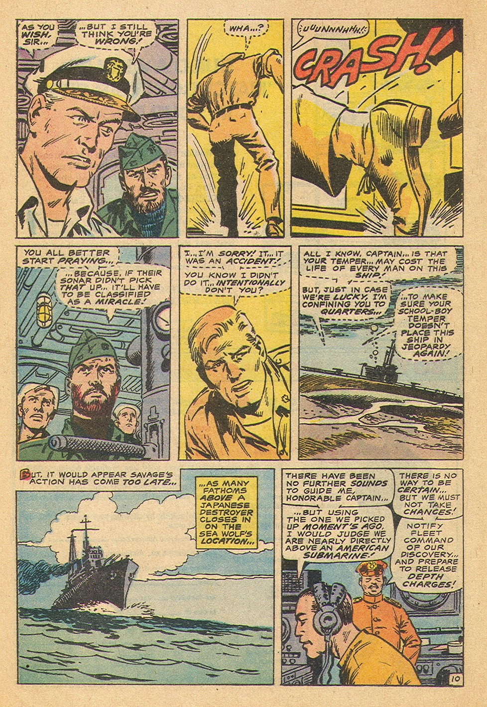 Captain Savage and his Leatherneck Raiders issue 19 - Page 16