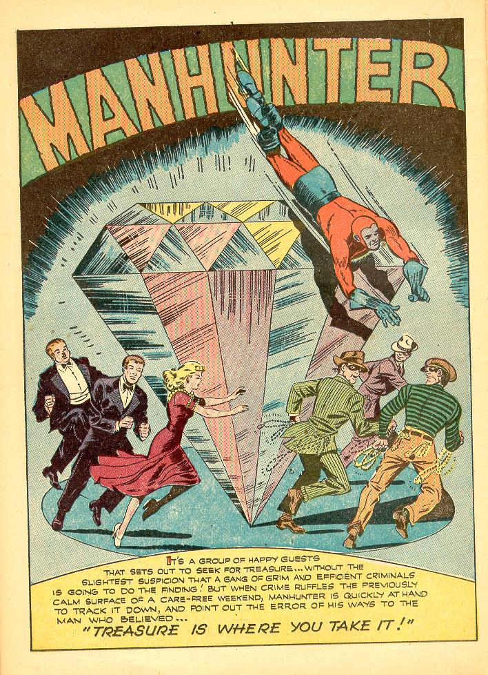 Read online Adventure Comics (1938) comic -  Issue #91 - 38