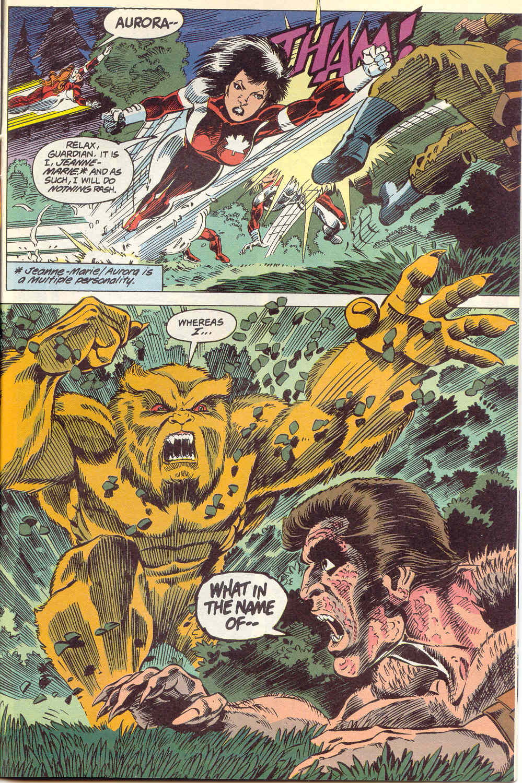 Read online Alpha Flight (1983) comic -  Issue #115 - 16