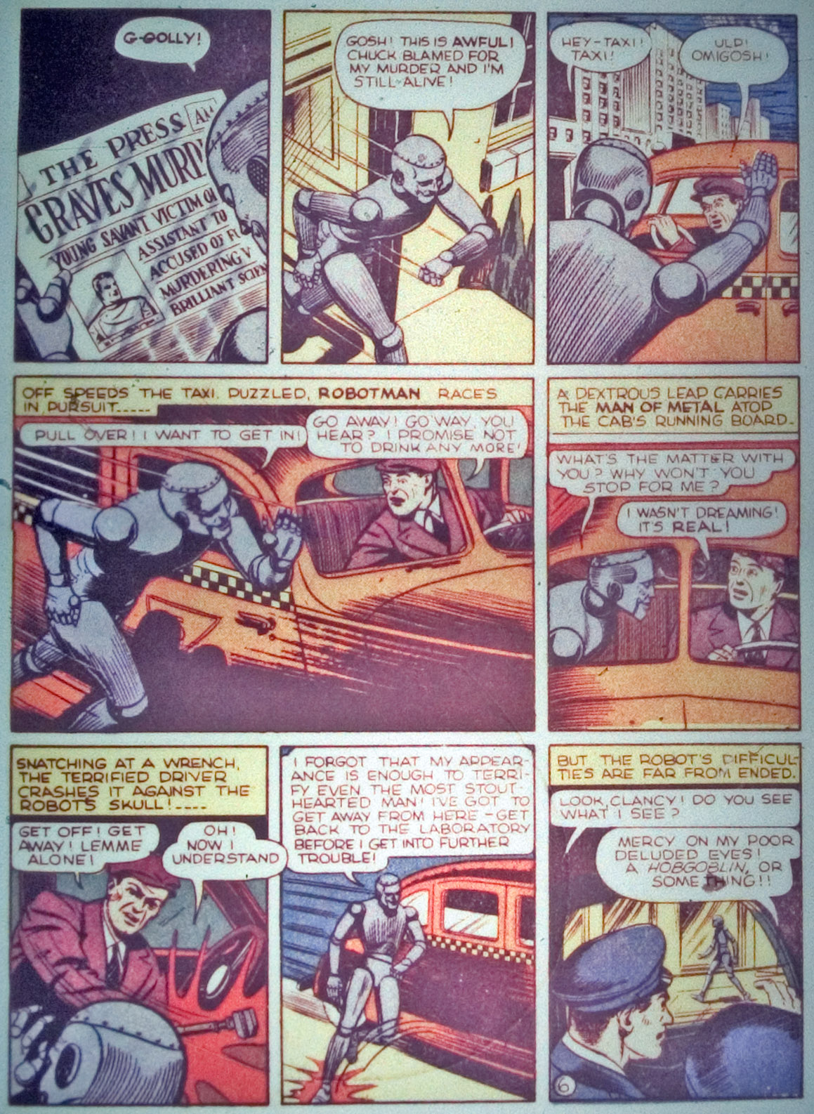 Star Spangled Comics (1941) issue 7 - Page 37