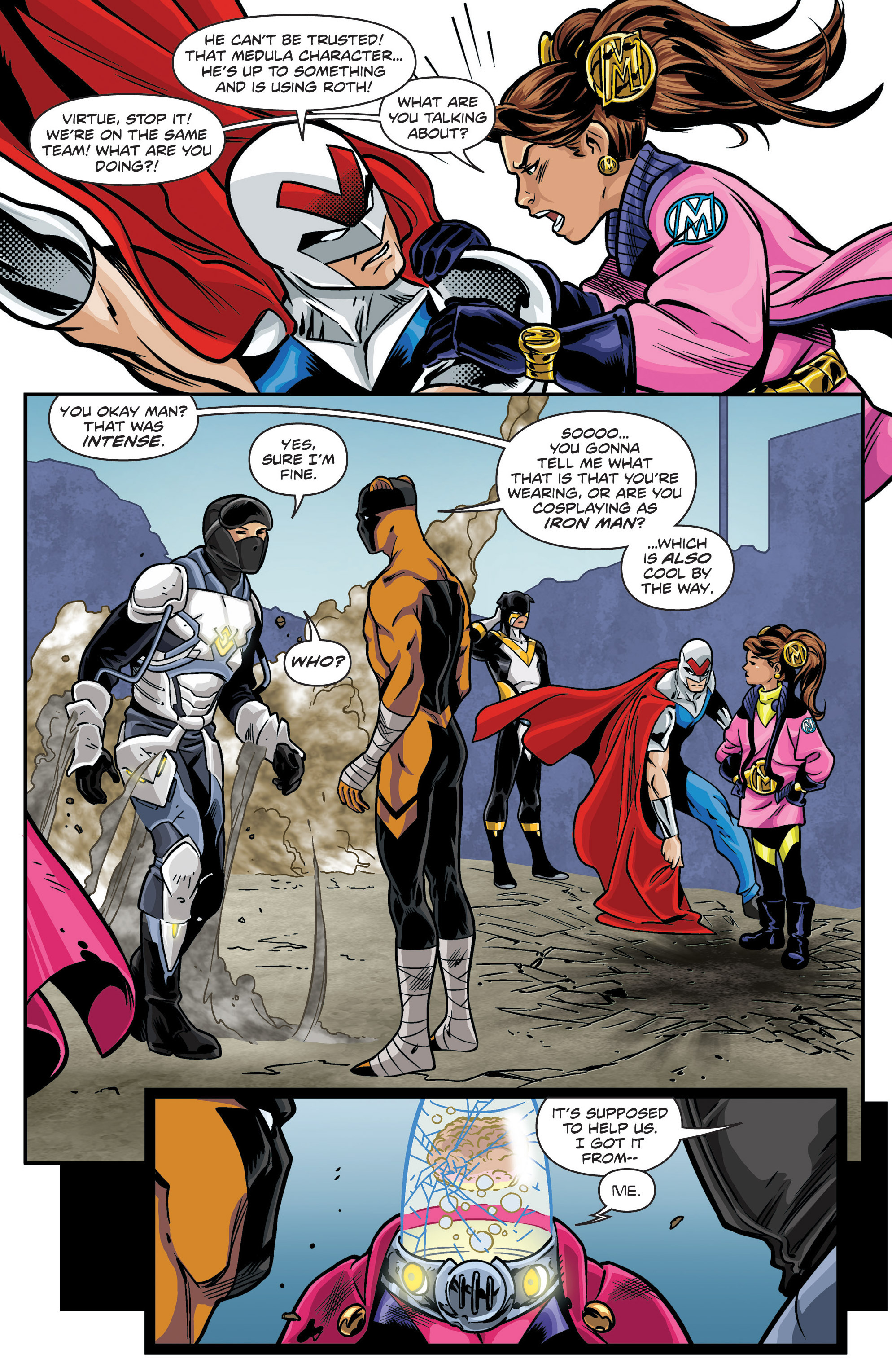 Actionverse 5 Page 19