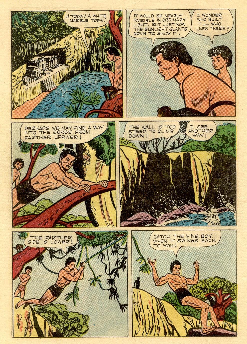 Tarzan (1948) issue 62 - Page 21