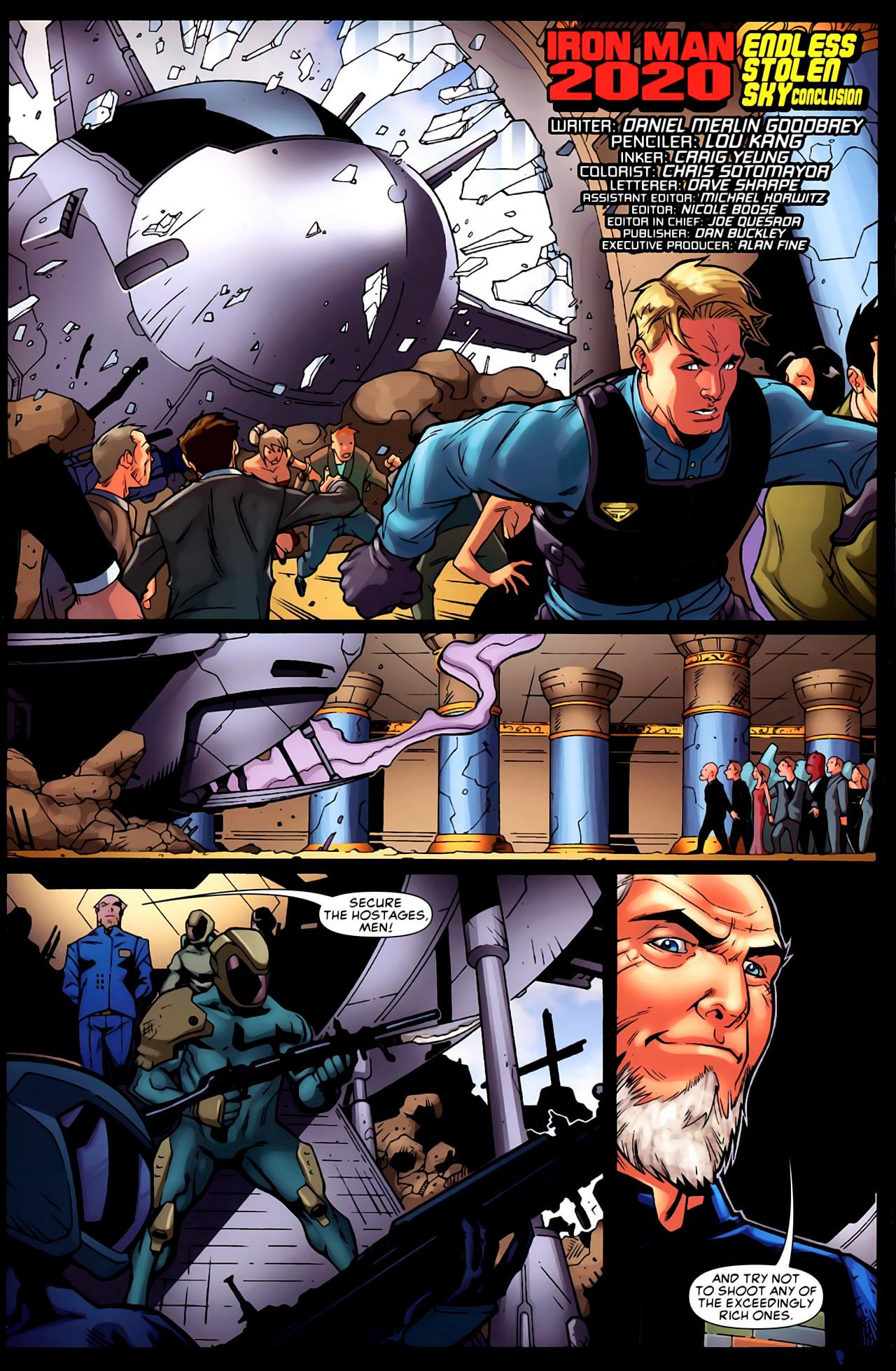 Read online Astonishing Tales (2009) comic -  Issue #6 - 11