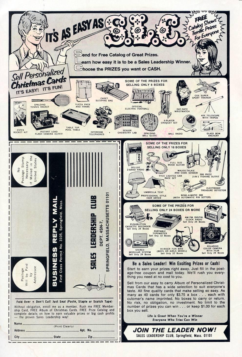 Read online Secret Origins (1973) comic -  Issue #7 - 2