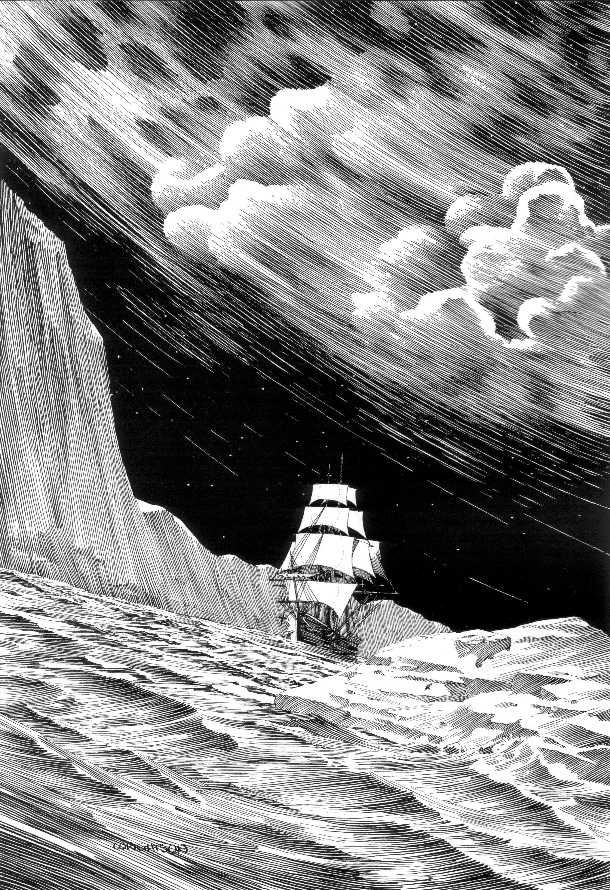 Read online Bernie Wrightson's Frankenstein comic -  Issue # Full - 4
