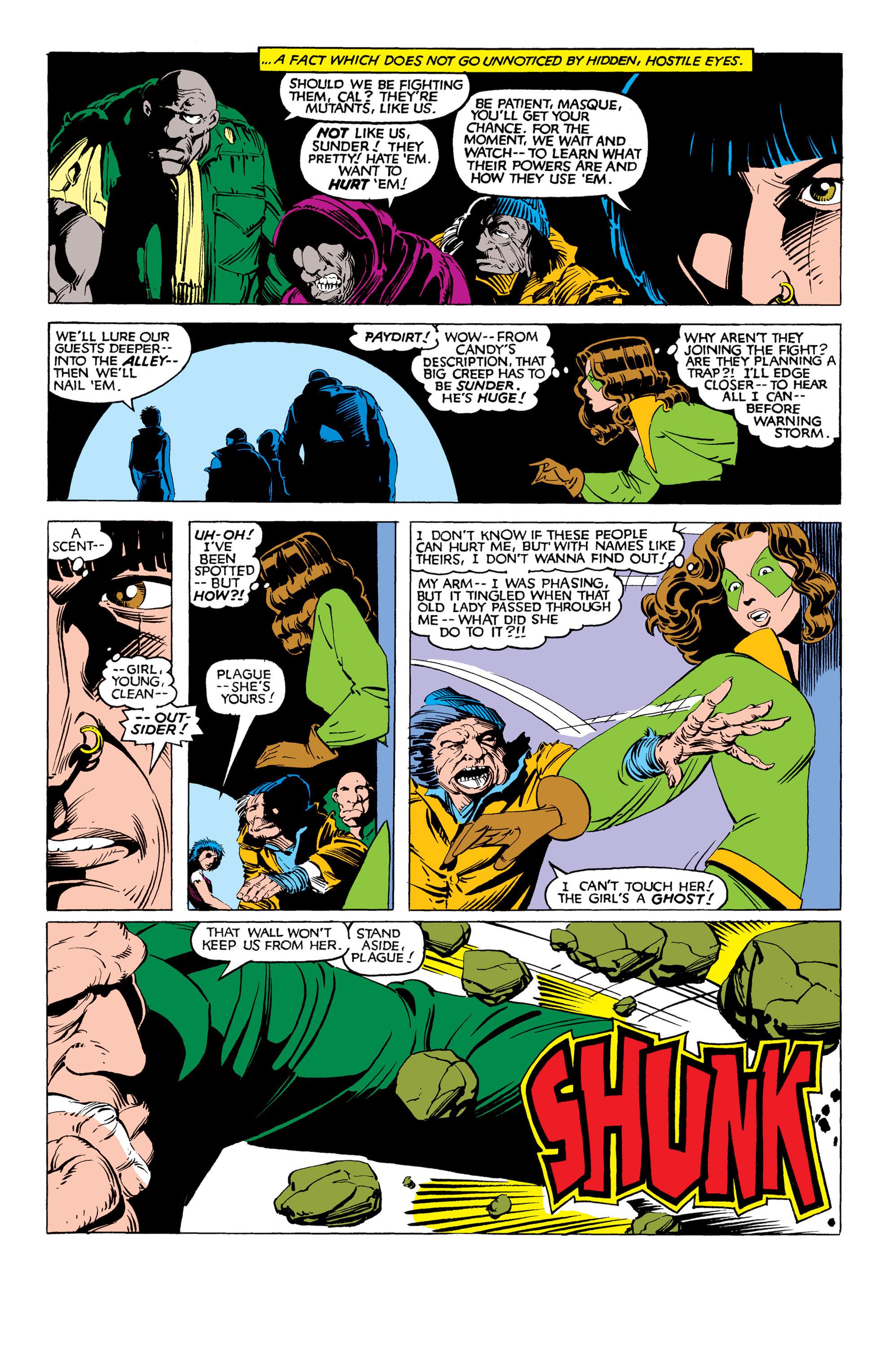 Read online Uncanny X-Men (1963) comic -  Issue #169 - 14