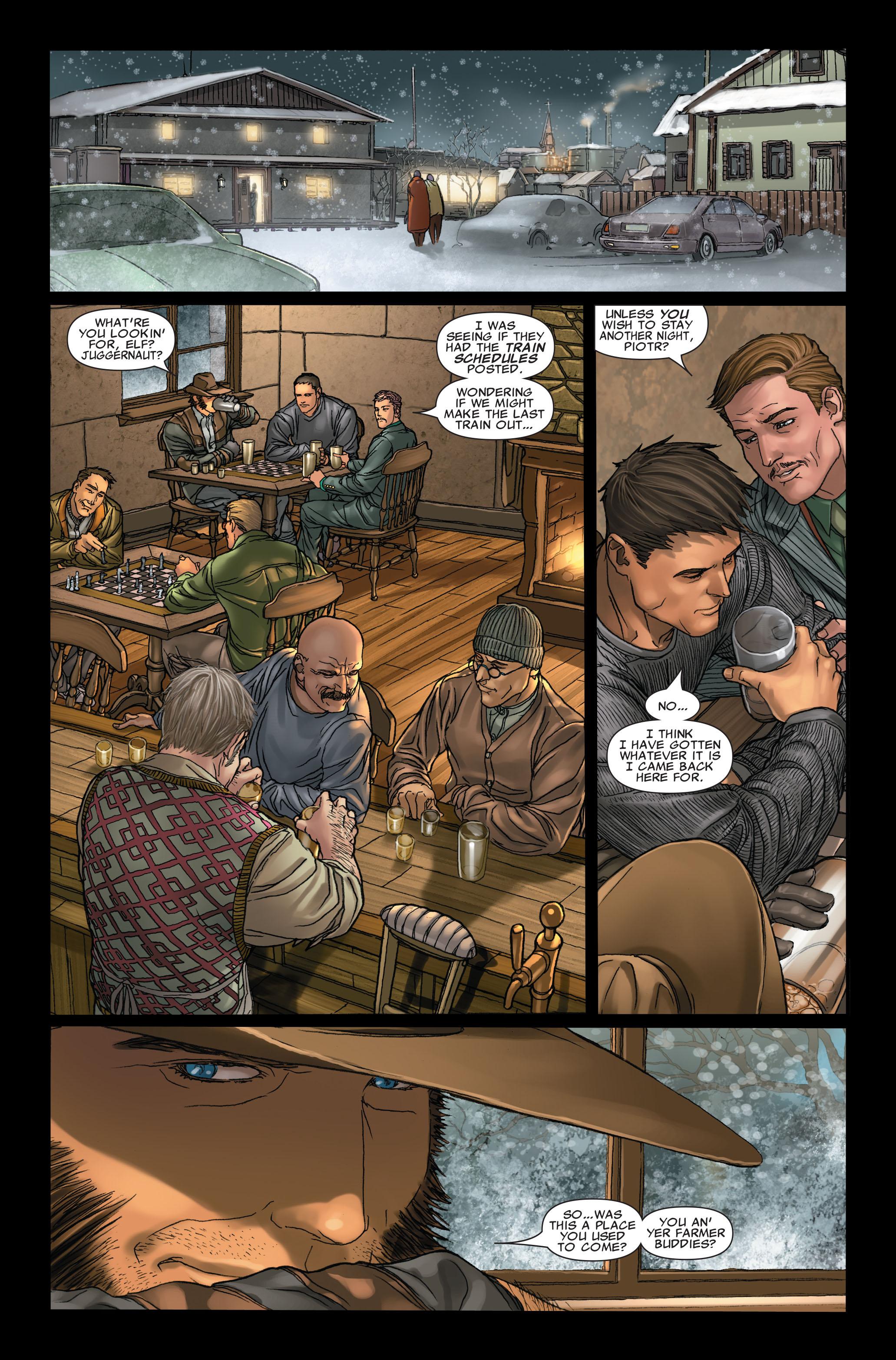 Read online Uncanny X-Men (1963) comic -  Issue #496 - 9