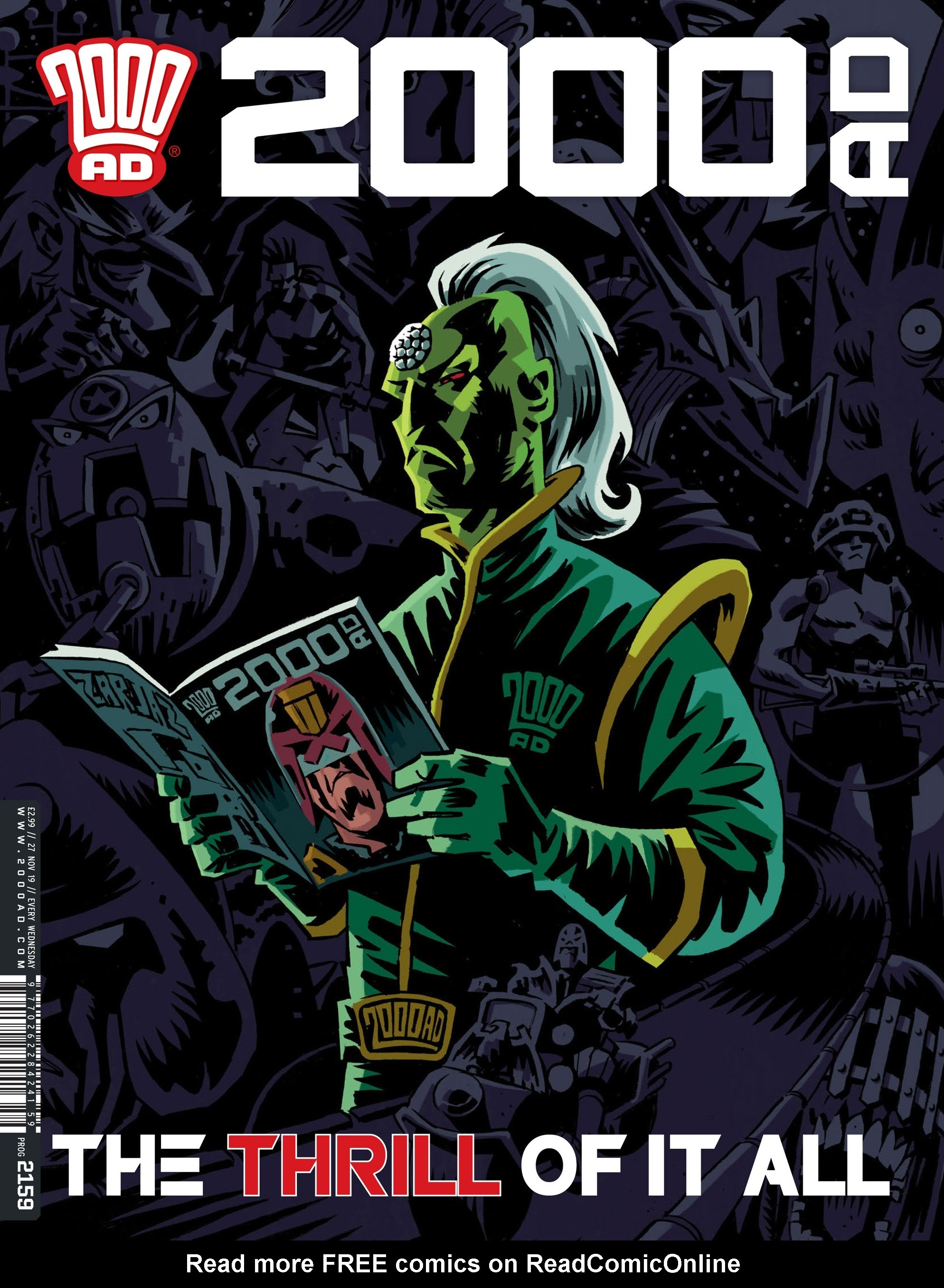 2000 AD 2159 Page 1