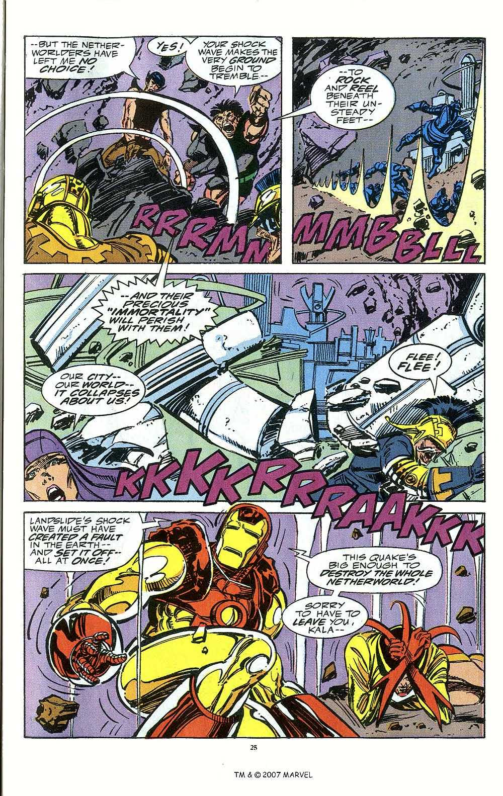 Iron Man Annual issue 12 - Page 27