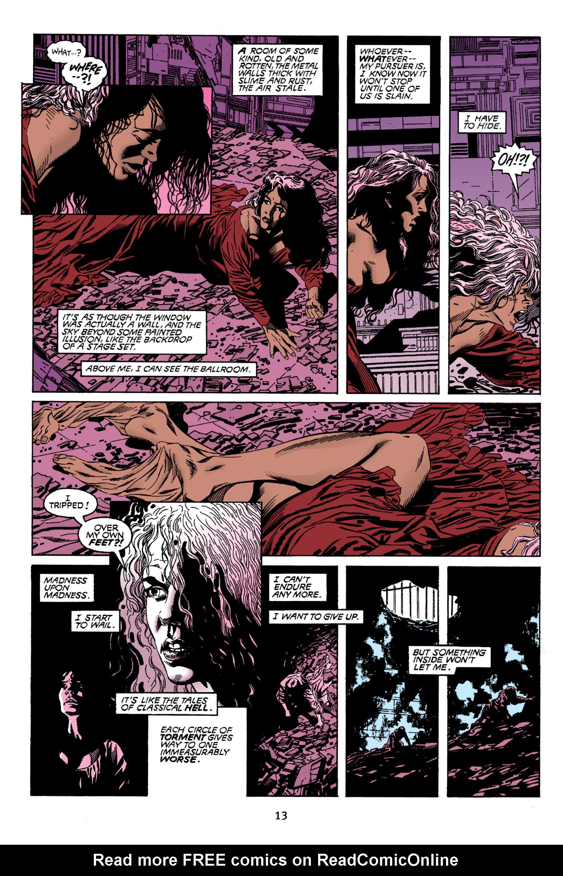 Read online Aliens vs. Predator Omnibus comic -  Issue # _TPB 2 Part 1 - 13