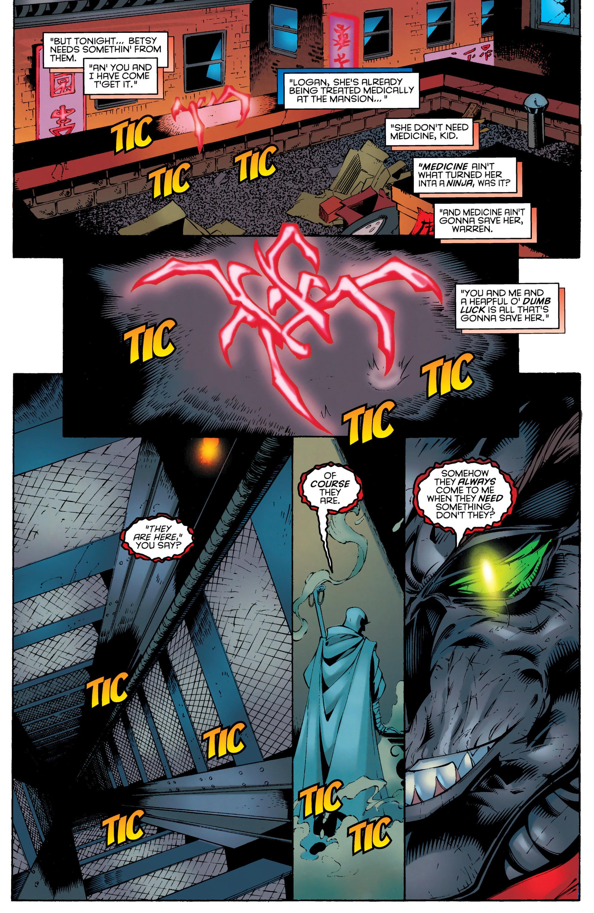 Read online Uncanny X-Men (1963) comic -  Issue #329 - 7