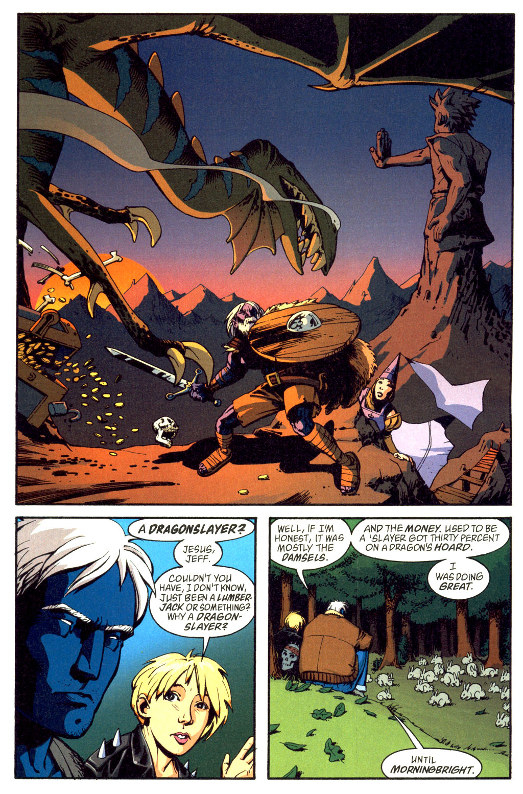 Read online Smax comic -  Issue #2 - 18
