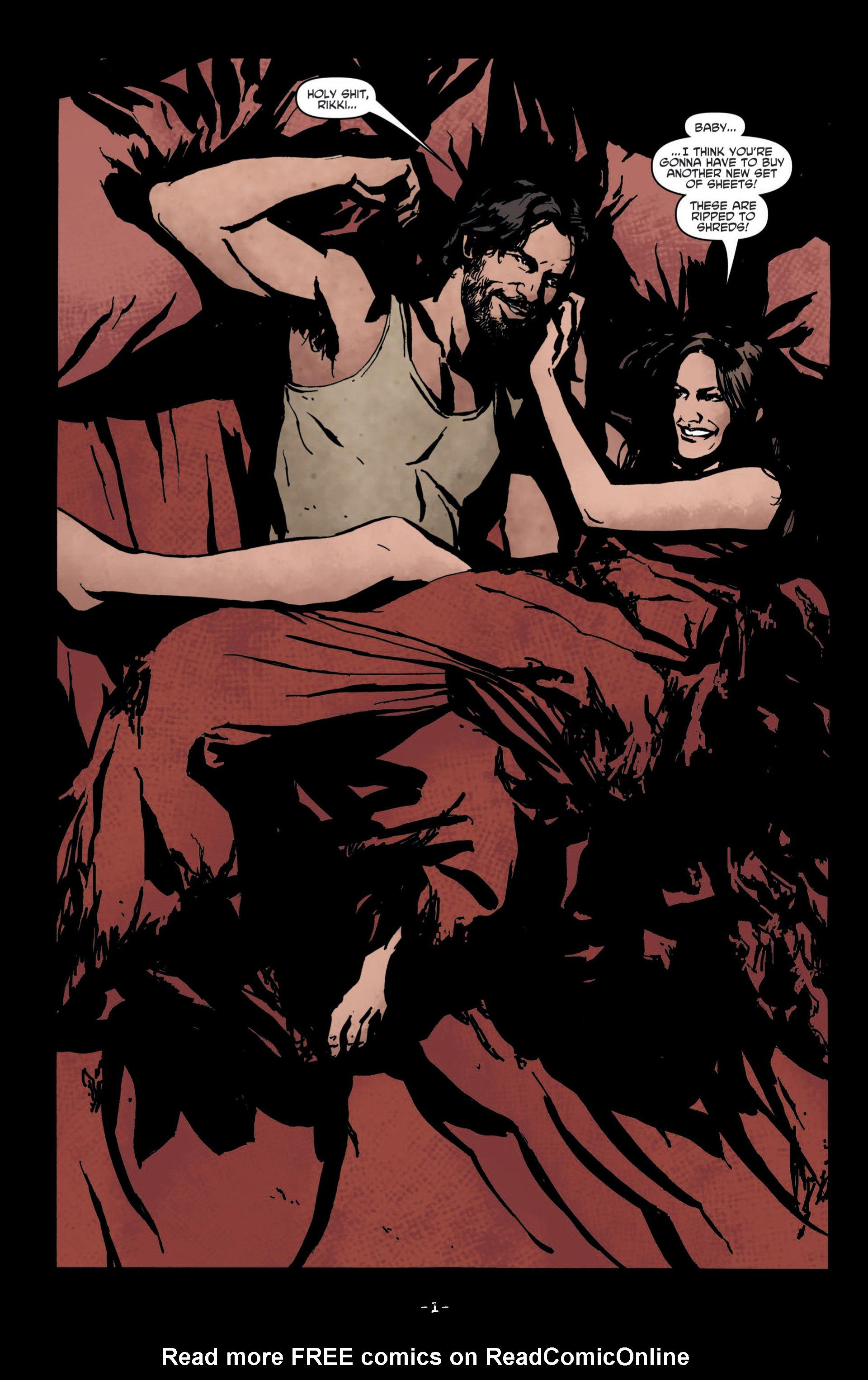 Read online True Blood (2012) comic -  Issue #8 - 3