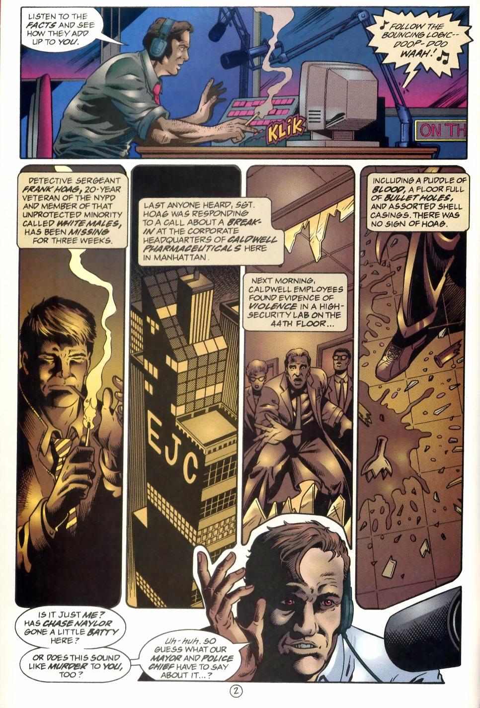 Read online Sludge comic -  Issue #1 - 3