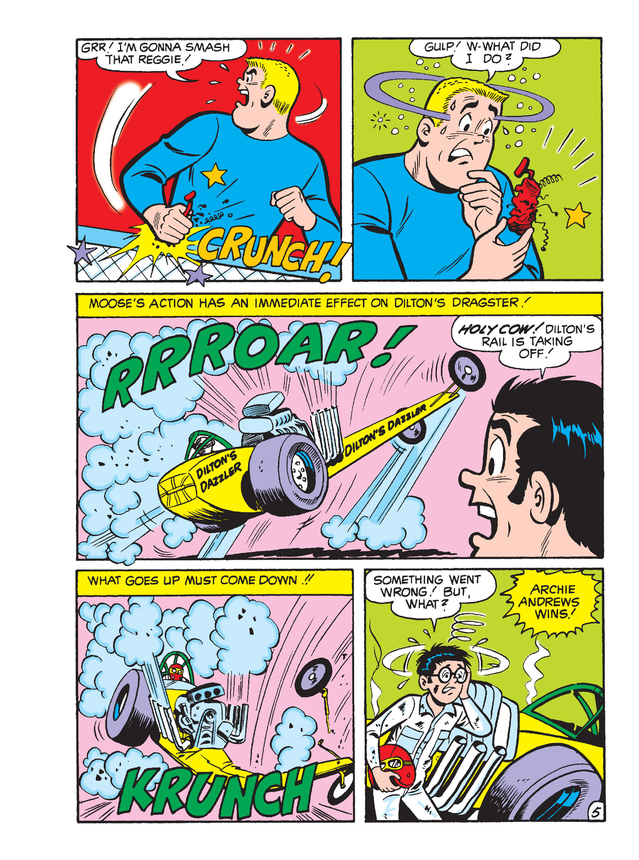 Read online Archie 1000 Page Comics Blowout! comic -  Issue # TPB (Part 3) - 246