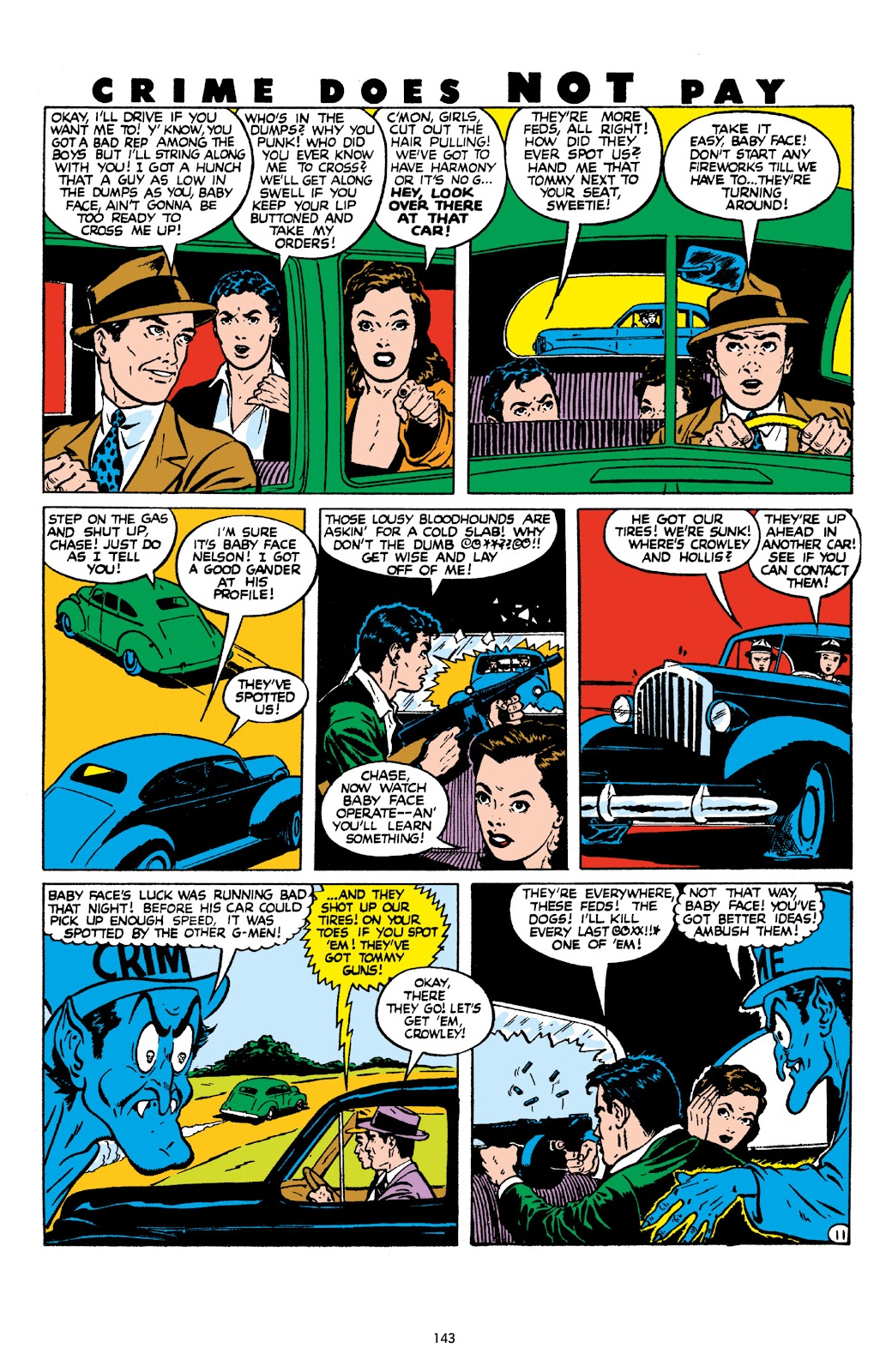 Read online Crime Does Not Pay Archives comic -  Issue # TPB 8 (Part 2) - 44