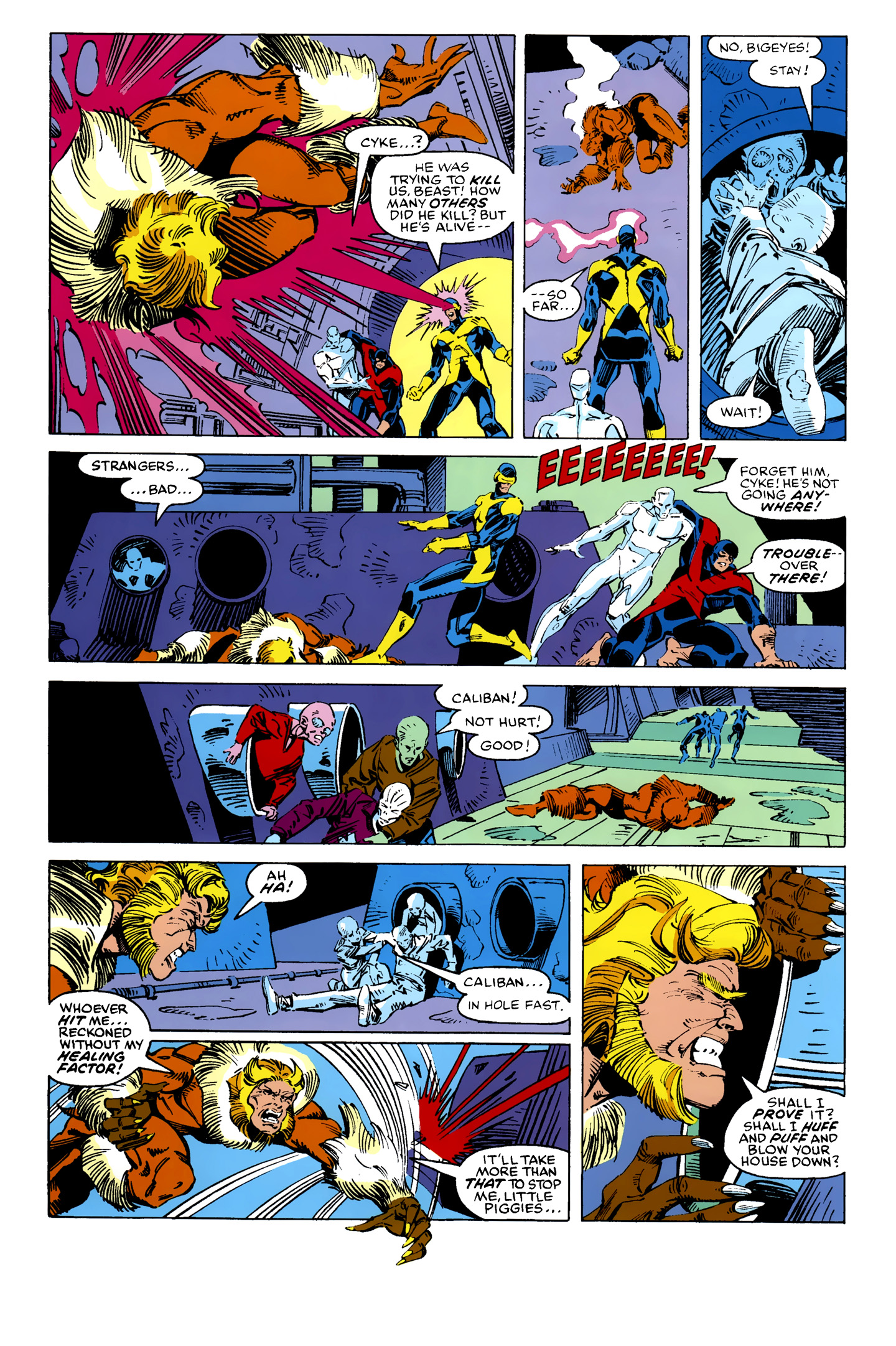 Read online X-Factor (1986) comic -  Issue #10 - 10