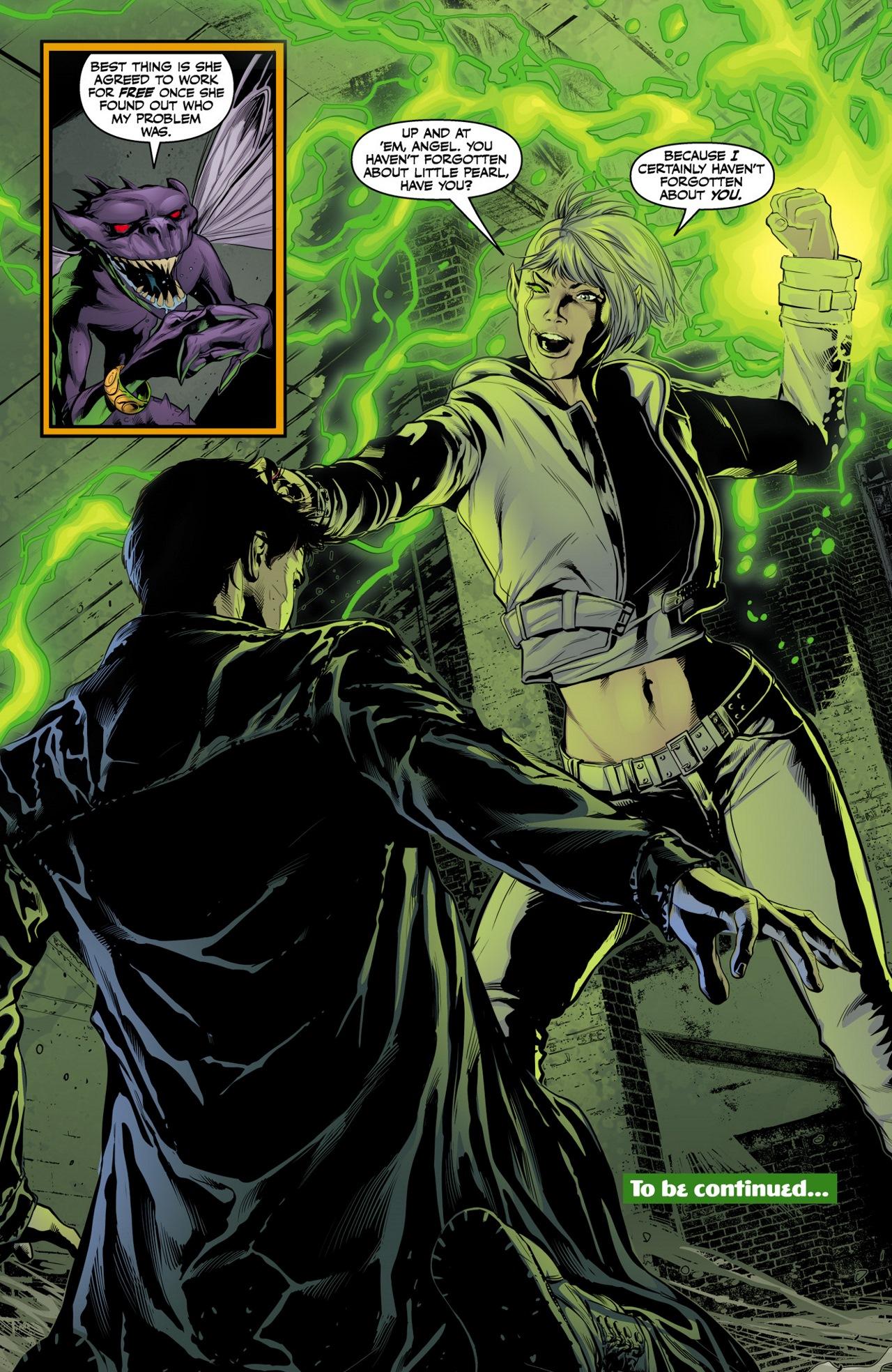 Read online Angel & Faith Season 10 comic -  Issue #3 - 24