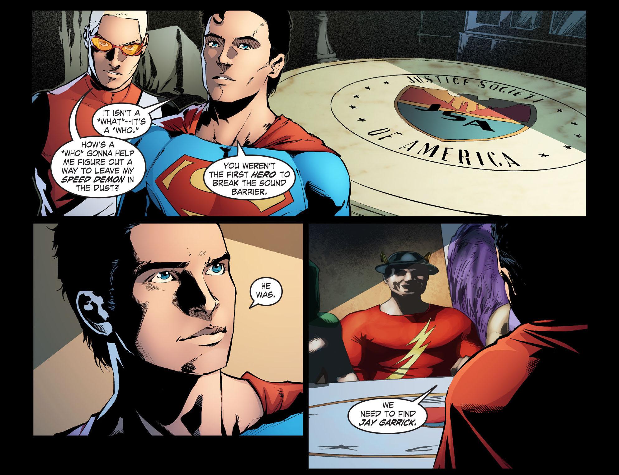 Read online Smallville: Season 11 comic -  Issue #31 - 18