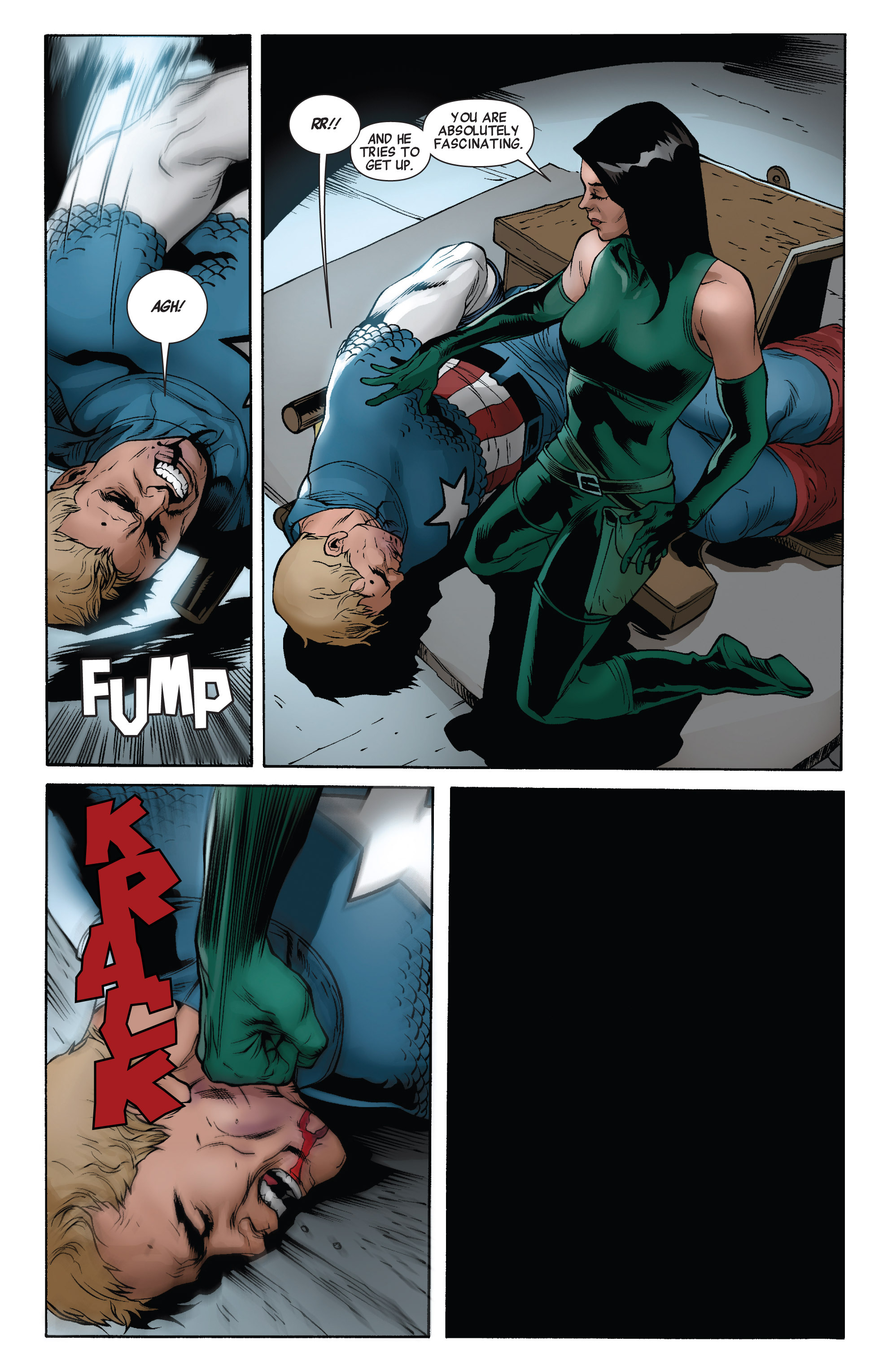 Read online Avengers (2010) comic -  Issue #22 - 8