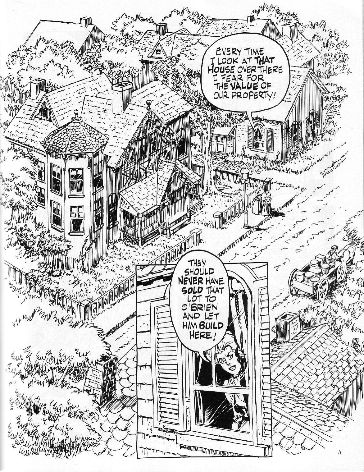 Read online Dropsie Avenue, The Neighborhood comic -  Issue # Full - 13