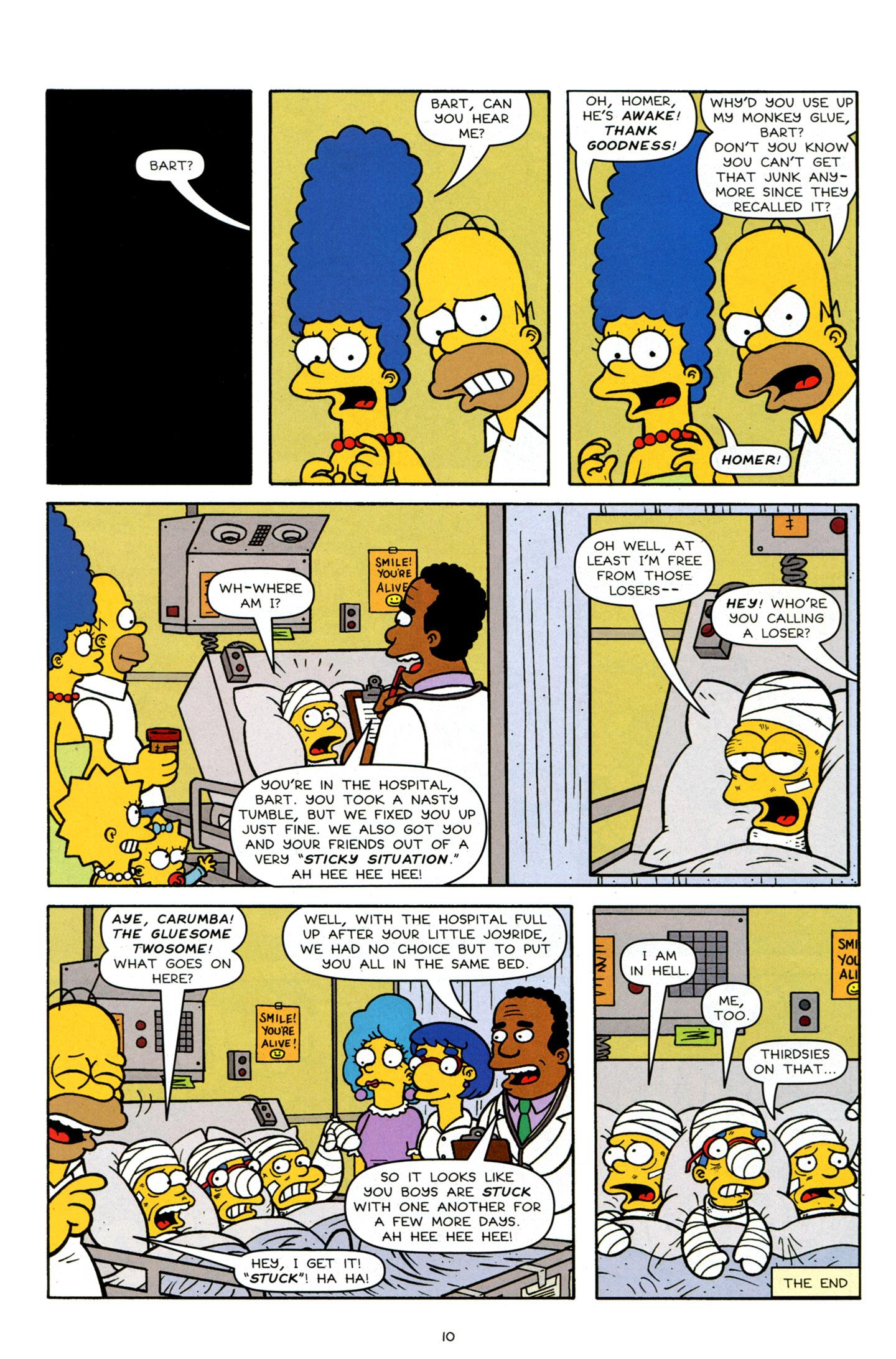 Read online Simpsons Comics Presents Bart Simpson comic -  Issue #63 - 12