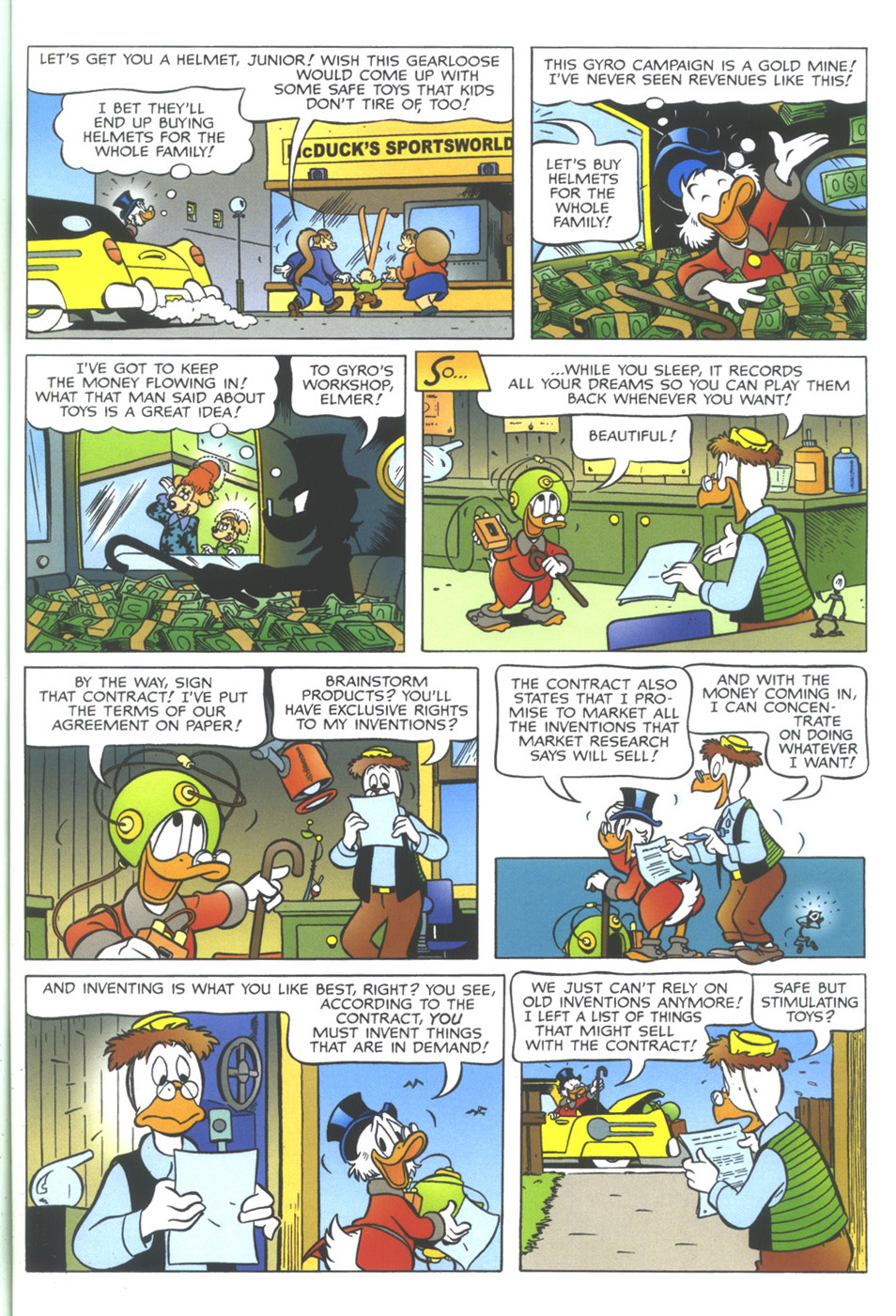 Read online Uncle Scrooge (1953) comic -  Issue #349 - 51