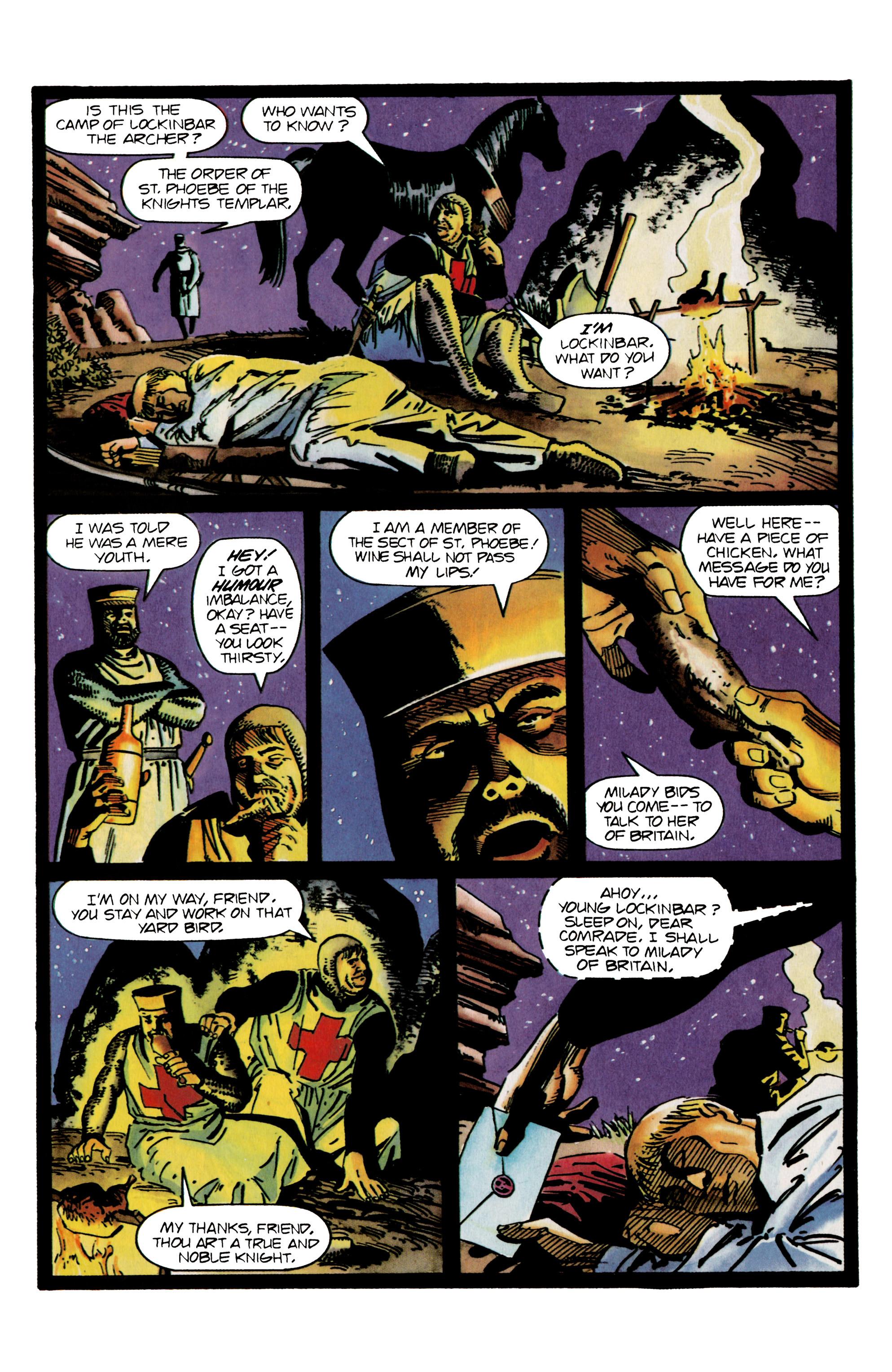 Read online Eternal Warrior (1992) comic -  Issue #25 - 12