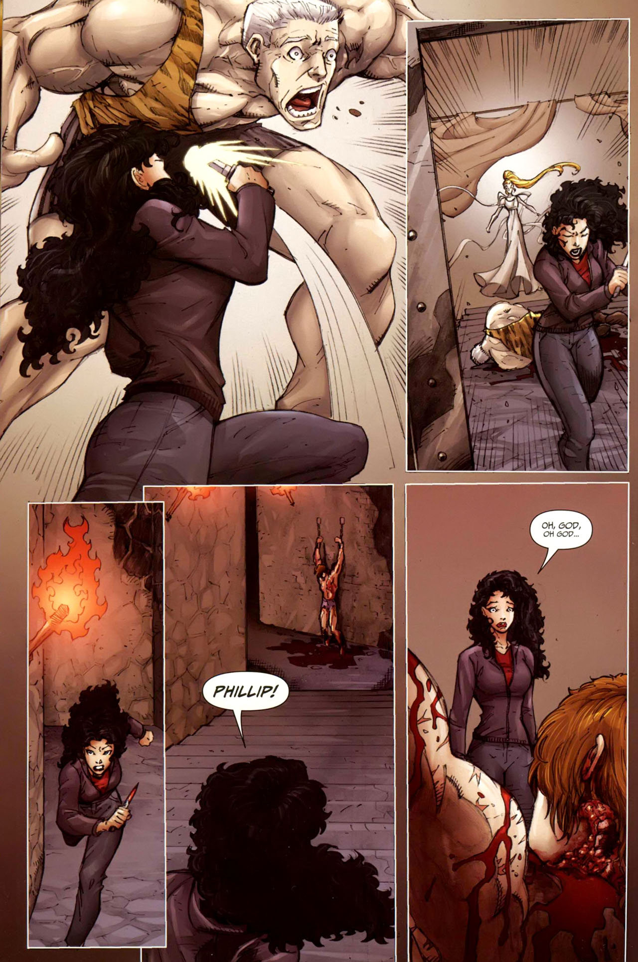 Read online Anita Blake, Vampire Hunter: Guilty Pleasures comic -  Issue #10 - 4
