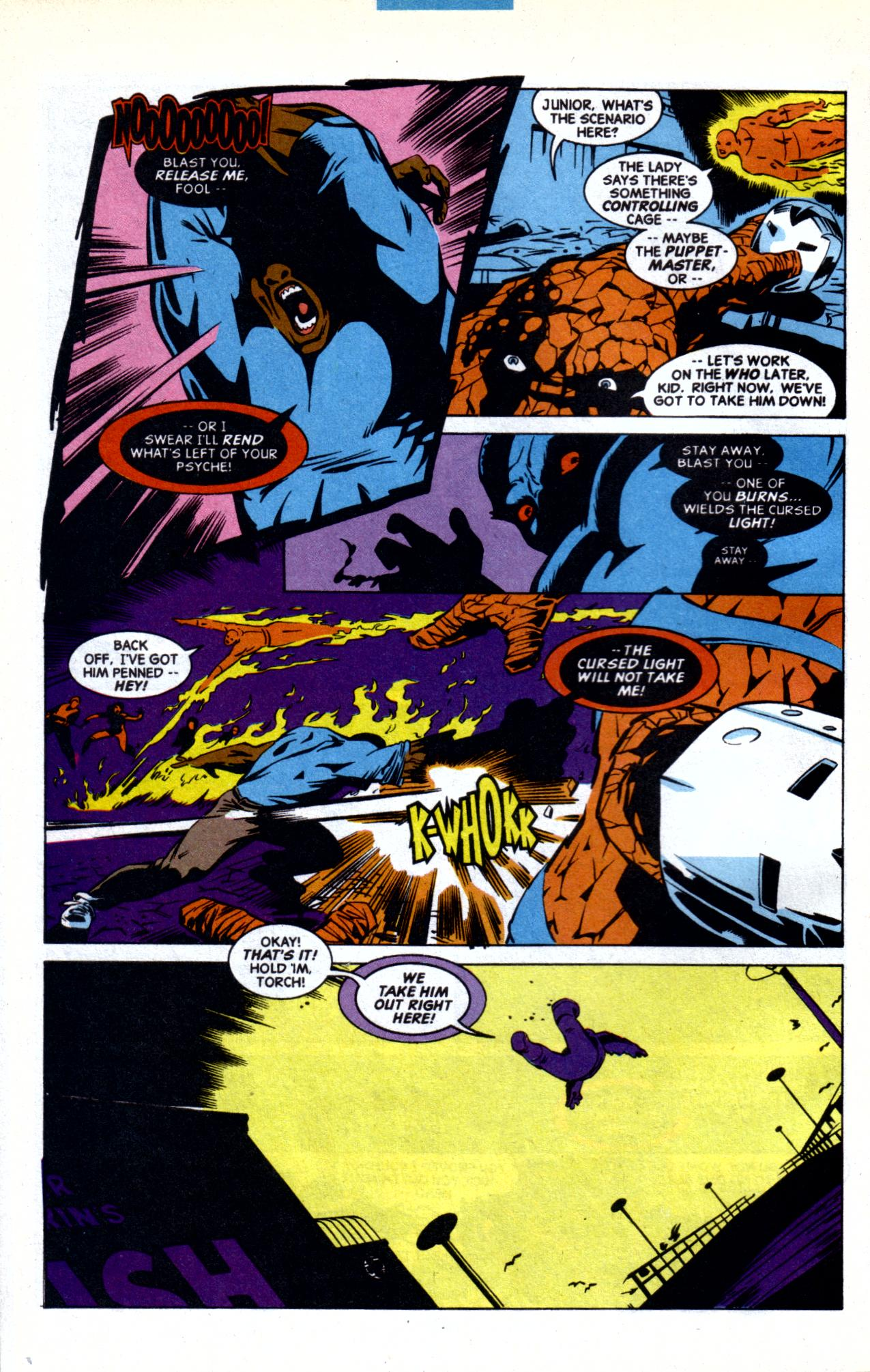 Cage (1992) issue 20 - Page 12