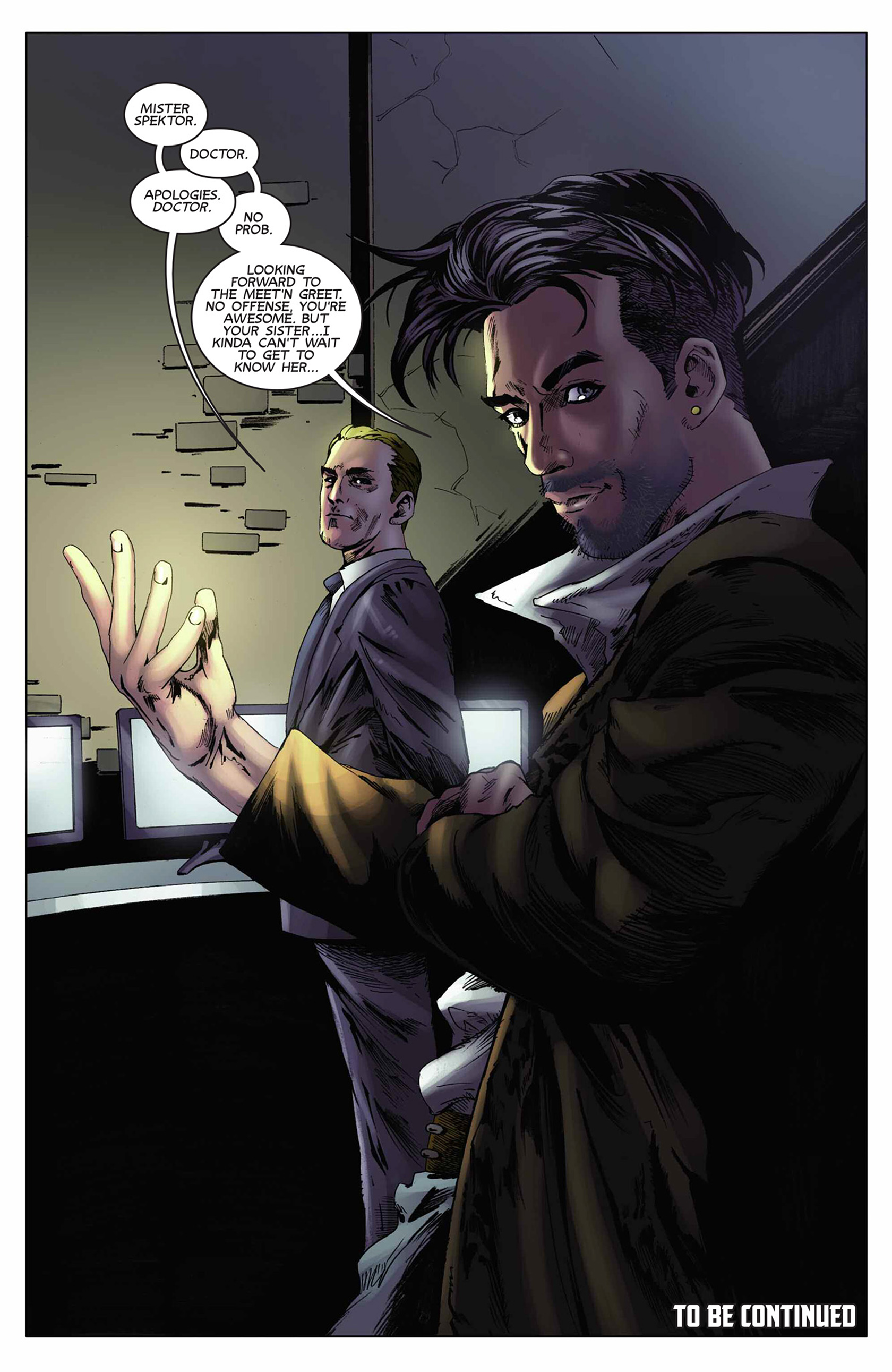 Read online Solar: Man of the Atom (2014) comic -  Issue #9 - 23