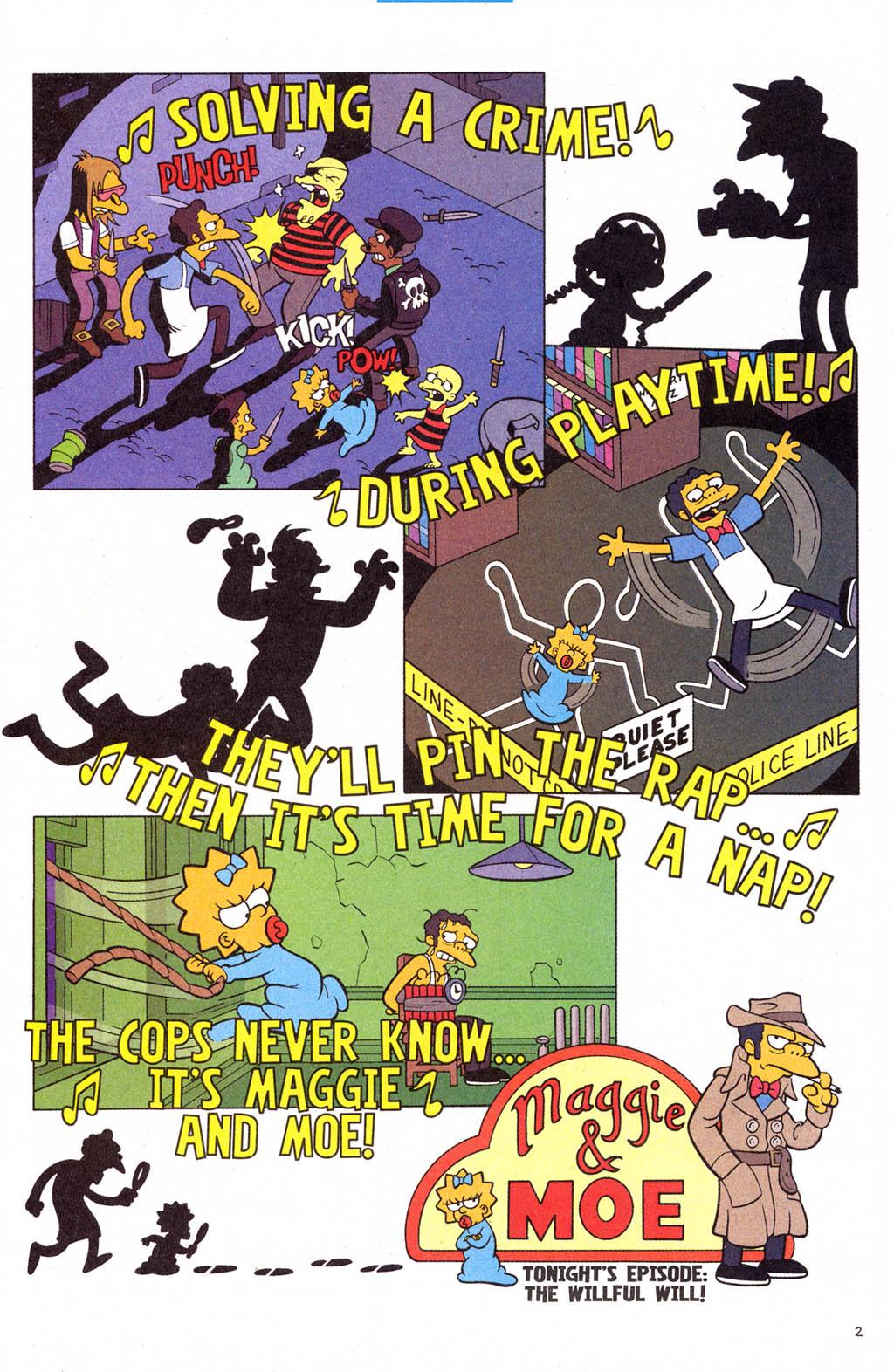 Read online Simpsons Comics Presents Bart Simpson comic -  Issue #24 - 21