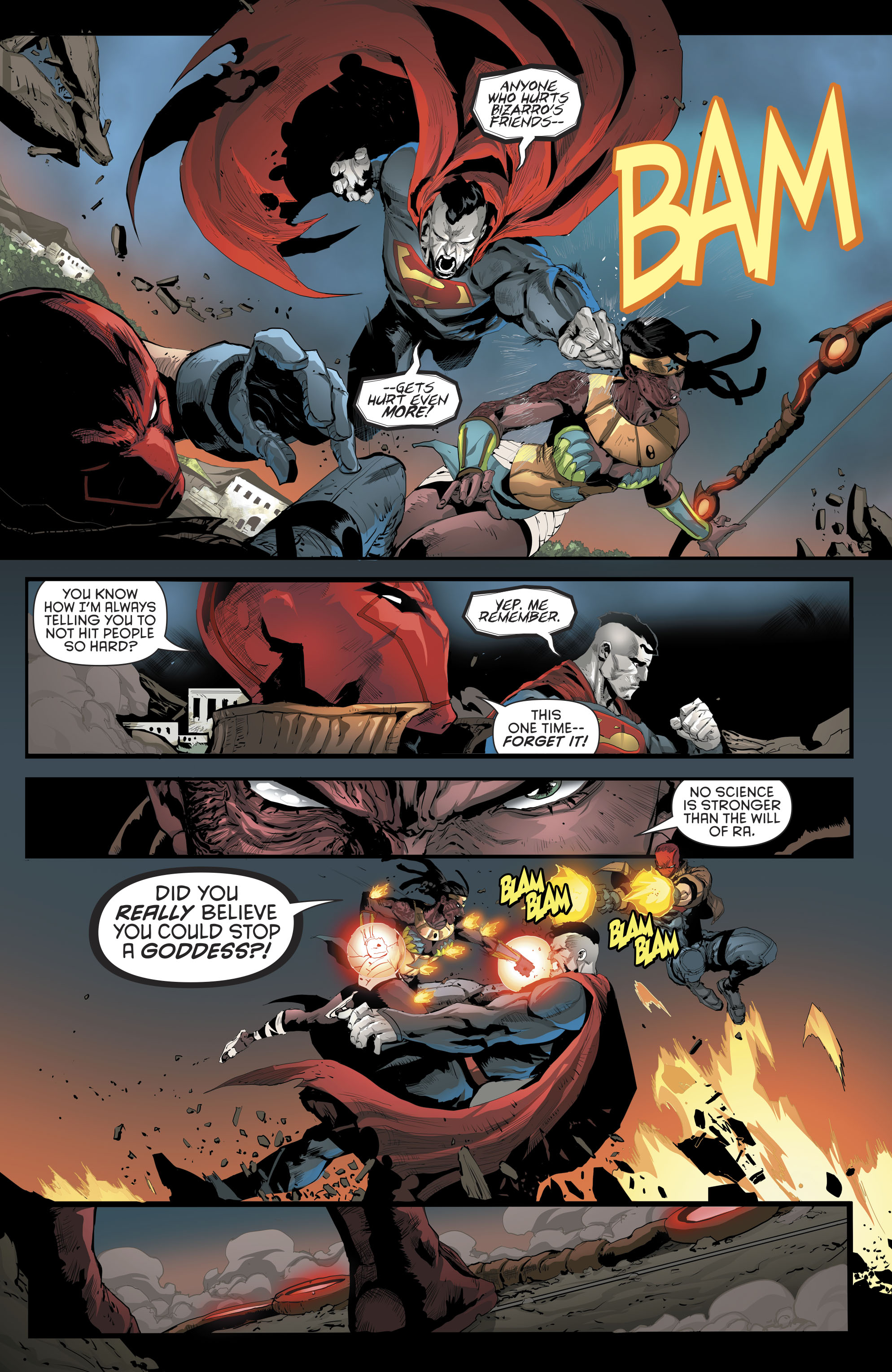 Read online Red Hood and the Outlaws (2016) comic -  Issue #11 - 16