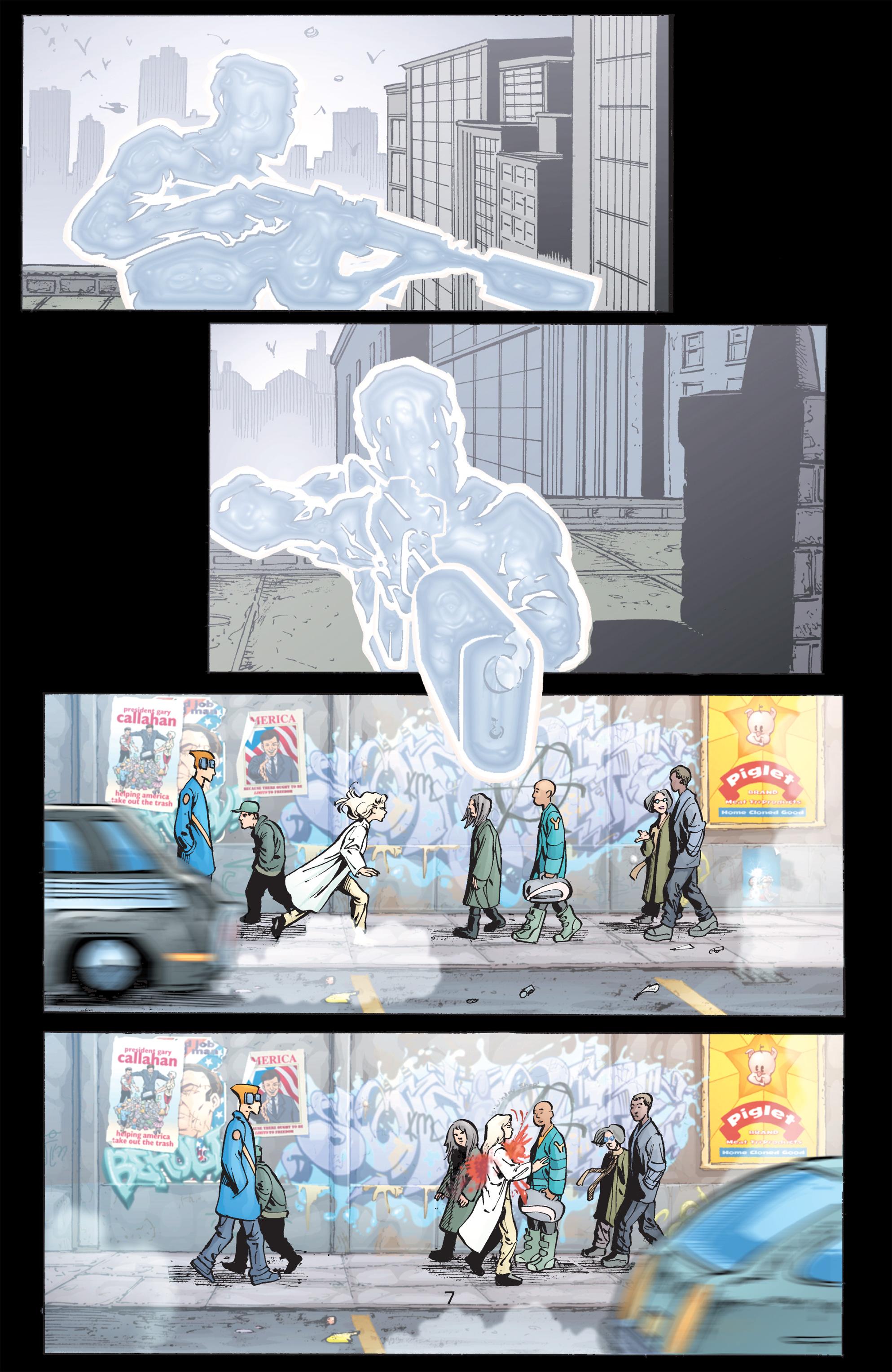 Read online Transmetropolitan comic -  Issue #43 - 8