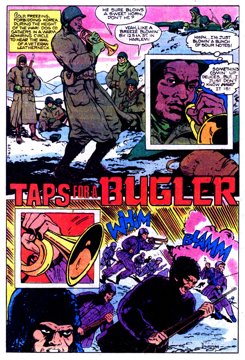 Sgt. Rock issue 349 - Page 21