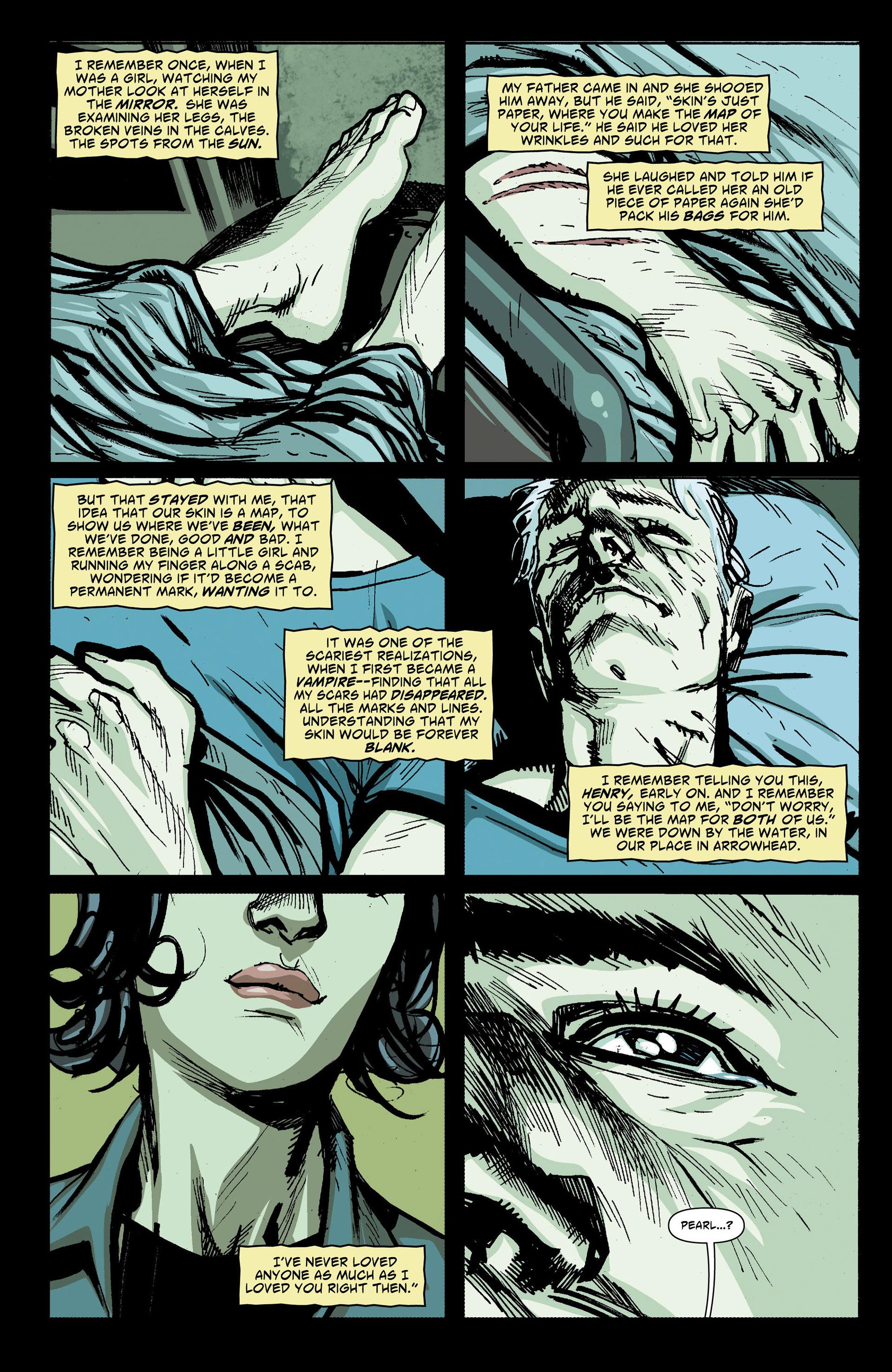 Read online American Vampire comic -  Issue #31 - 2