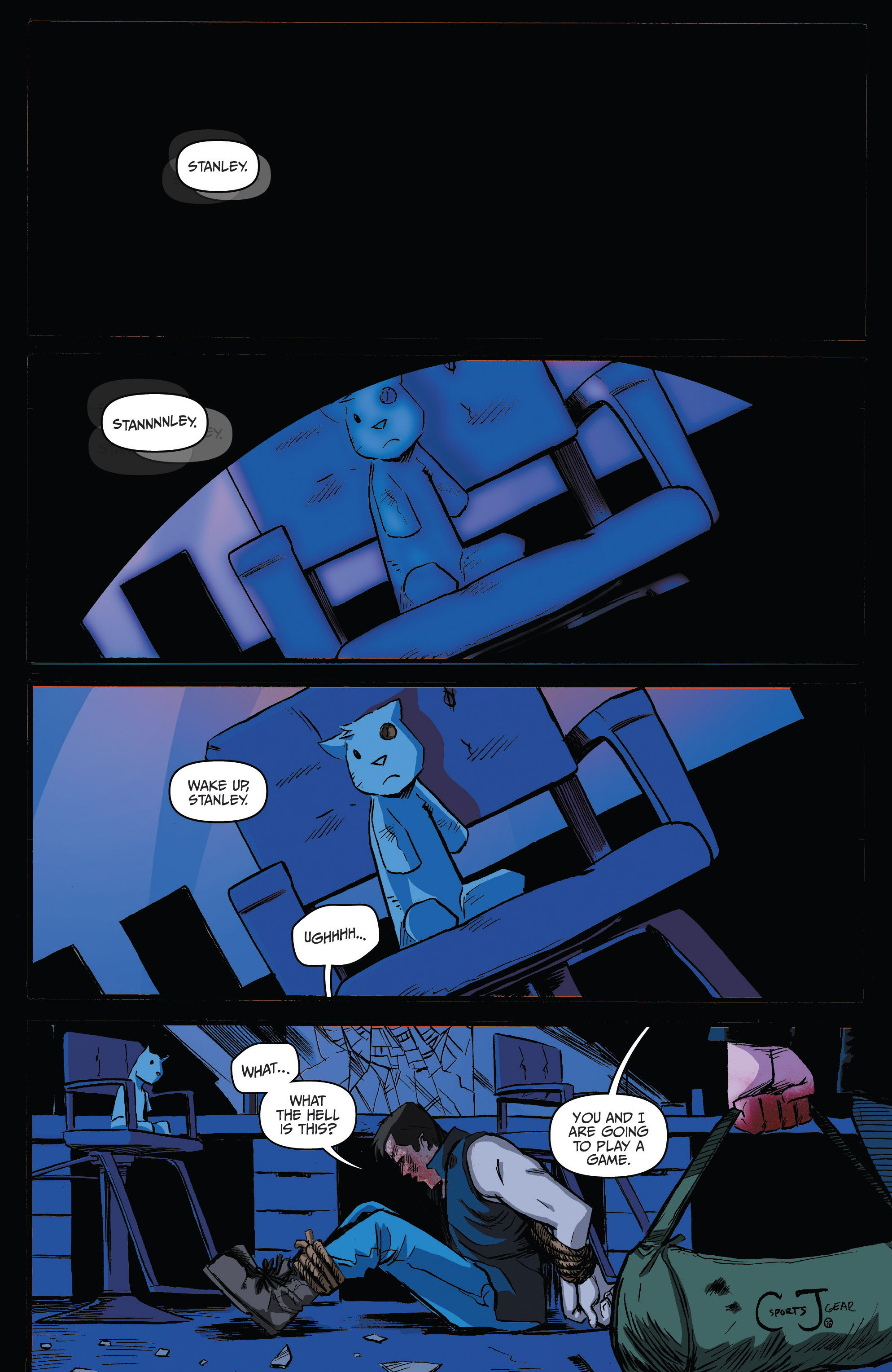 Read online Spencer & Locke comic -  Issue #2 - 4