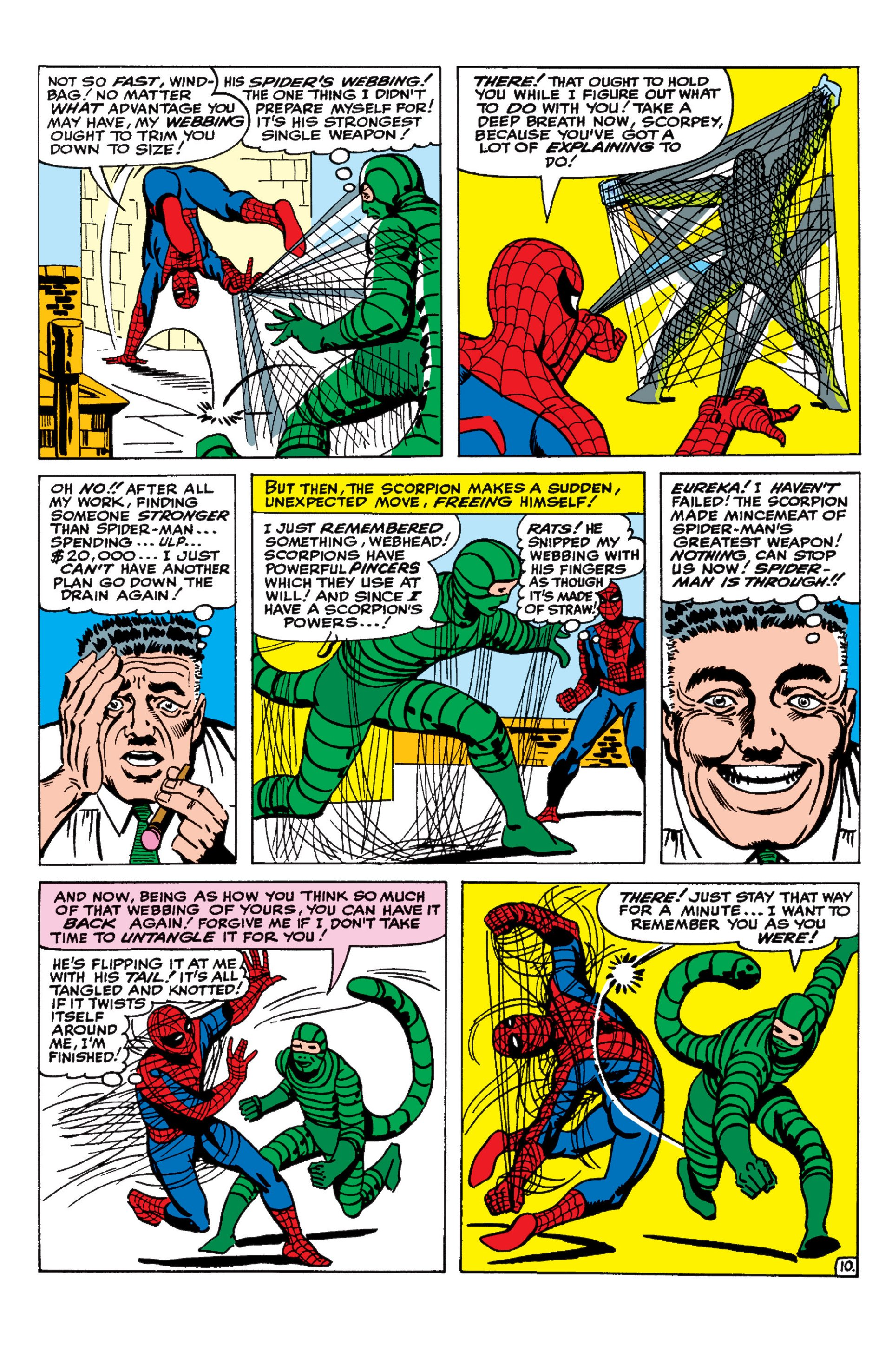 The Amazing Spider-Man (1963) 20 Page 10